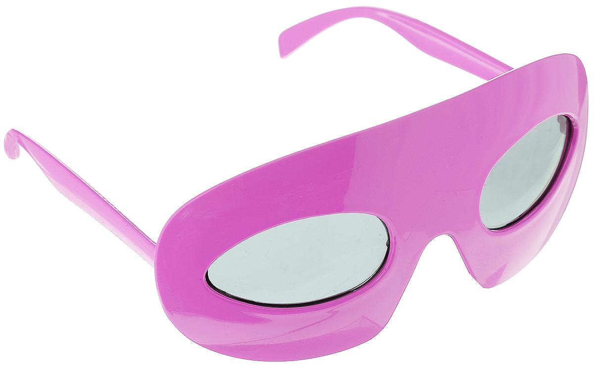 Очки карнавальные Lunten Ranta Летние, цвет: ярко-розовый. 5981959819_ фуксияКарнавальные очки Lunten Ranta Летние помогут создать яркий маскарадный образ и подарят веселое праздничное настроение. Очки выполнены из высококачественного цветного пластика. Если у вас намечается веселая вечеринка или маскарад, то такие очки легко помогут создать праздничную атмосферу. Внесите нотку задора и веселья в ваш праздник. Веселое настроение и масса положительных эмоций будут обеспечены!