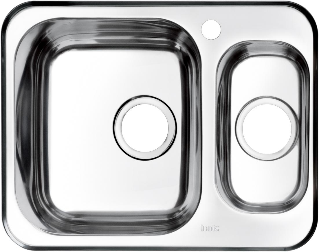 Мойка Iddis Strit, полированная, 1 1/2, чаша справа, 60,5 х 48 см. STR60PZi77STR60PZi77Корпус мойки выполнен из специальной нержавеющей стали марки 304 с содержанием хрома 18%, никеля 10% , это гарантирует устойчивость к воздействию химических веществ, появлению пятен и коррозии. Толщина стали в мойкам варьируется от 0,8 до 0,9 мм в зависимости от коллекций. Специальное дополнительное антишумовое покрытие Silenon, нанесенное на обратную сторону чаш, разработано для снижения шума воды в мойке. Конструкция краев мойки, крепления и специальная уплотнительная прокладка обеспечивает максимально плотное прилегание к столешнице и защищает от протекания. Каждая мойка из нержавеющей стали IDDIS имеет изготовленное на заводе отверстие под смеситель, что делает ее полностью готовой к установке. Наличие шаблона для выреза отверстия в столешнице для каждой модели облегчает процесс установки моек IDDIS. Специальная обработка углов моек из нержавеющей стали IDDIS гарантирует абсолютное прилегание к столешнице. Гарантия на мойки из нержавеющей стали...
