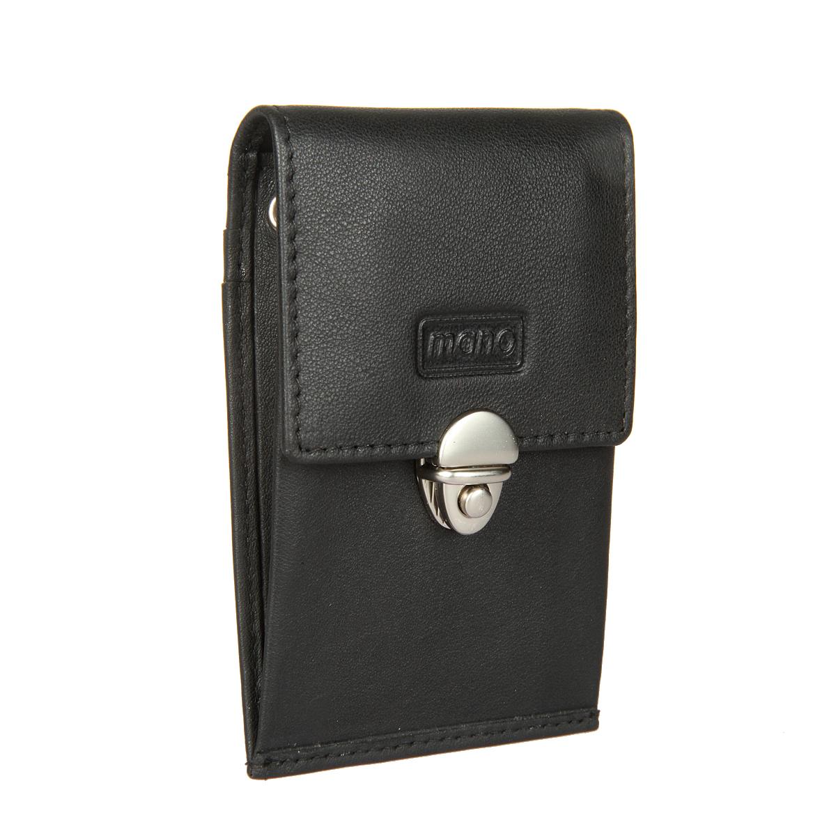 Ключница Mano, цвет: черный. 13425 13425 black