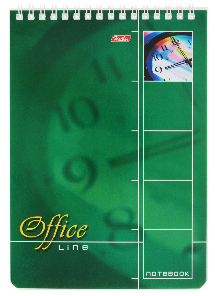 Hatber Блокнот Office Line 60 листов в клетку
