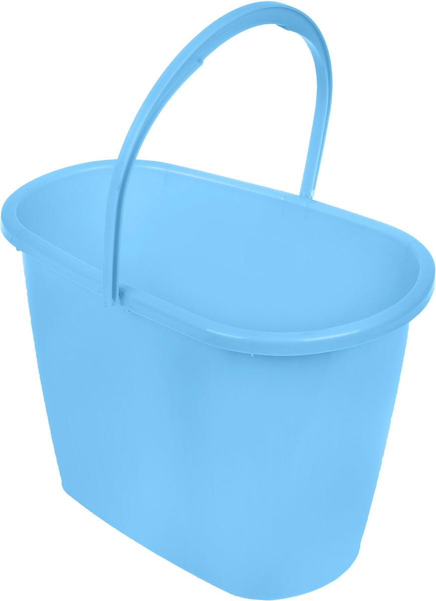 Ведро Centi, овальное, цвет: голубой, 8 л7108_ голубойОвальное ведро Centi изготовлено из высококачественного пластика. Оно легче железного и не подвержено коррозии. Изделие оснащено удобной пластиковой ручкой. Такое ведро станет незаменимым помощником в хозяйстве. Размер ведра (по верхнему краю): 32 х 20 см. Высота стенок: 22,5 см.