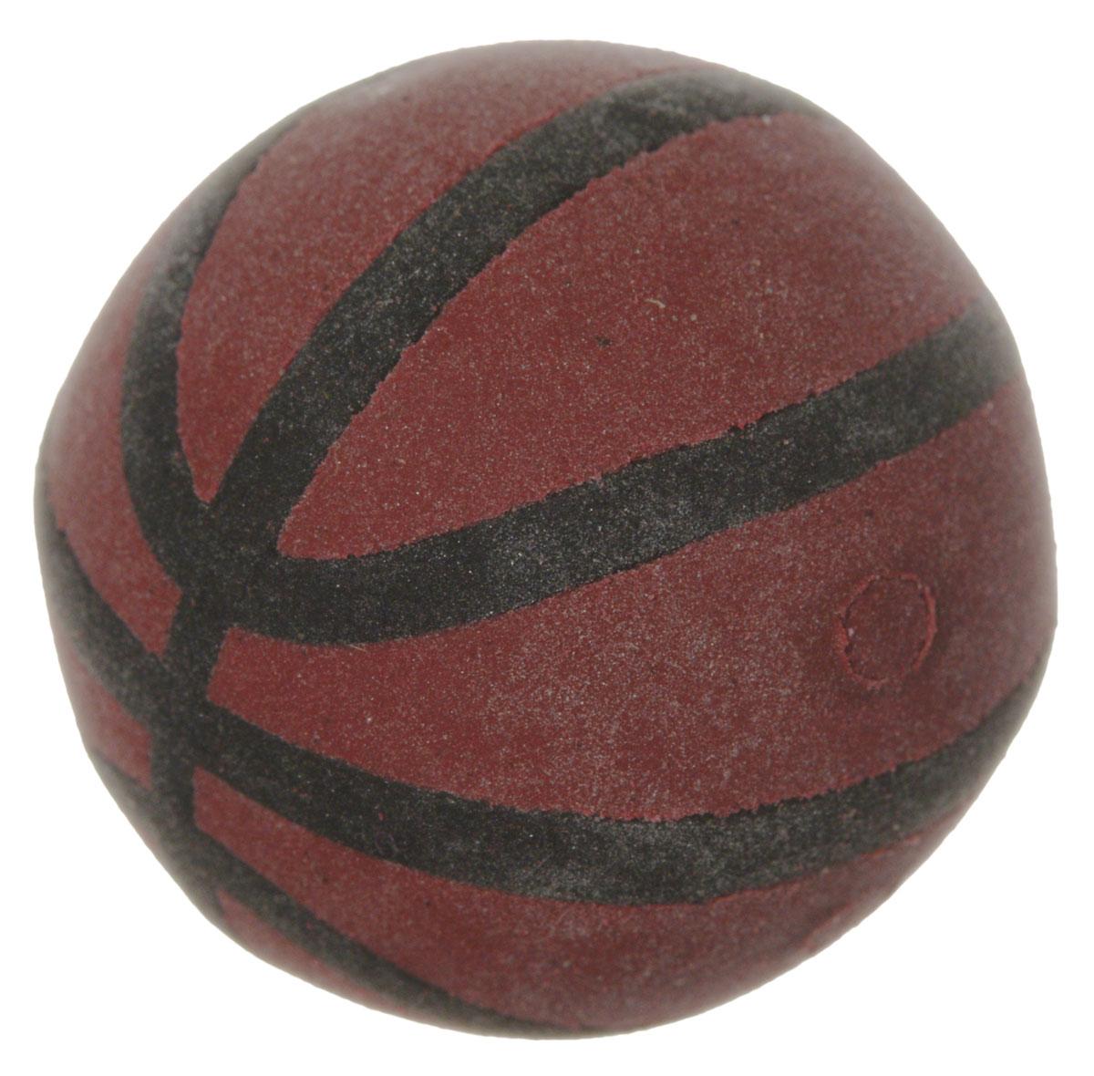 Brunnen Ластик Мяч баскетбольный цвет коричневый27335\BCD_коричневыйЛастик Brunnen Мяч баскетбольный станет незаменимым аксессуаром на рабочем столе не только школьника или студента, но и офисного работника. Выполнен ластик в виде мячика коричневого цвета. Он легко и без следа удаляет надписи, сделанные карандашом.
