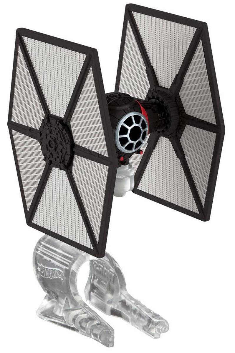 Hot Wheels Star Wars Звездный корабль The Fighter цвет черный ( CGW52_CKJ67 )