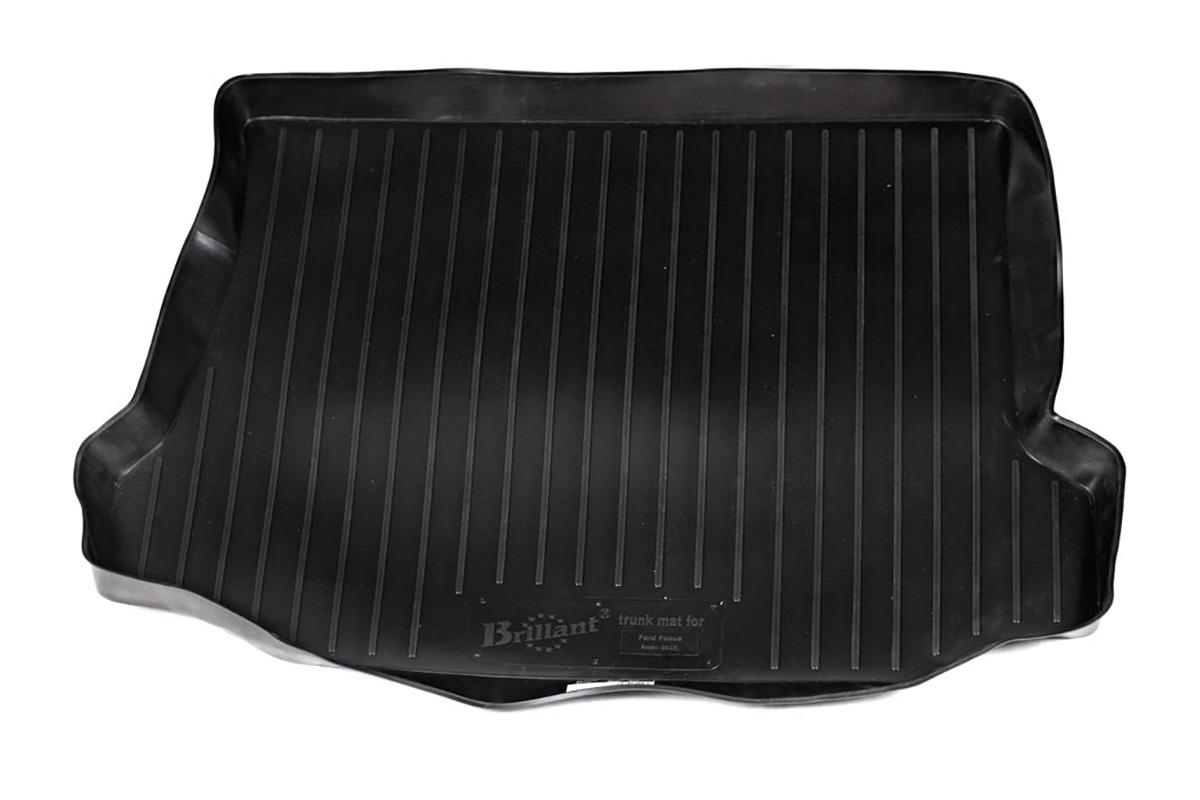 Коврик в багажник Ford Focus sd (98-05) полиуретан0102020101Коврики производятся индивидуально для каждой модели автомобиля из современного и экологически чистого материала, точно повторяют геометрию пола автомобиля, имеют высокий борт от 4 см до 6 см., обладают повышенной износоустойчивостью, антискользящими свойствами, лишены резкого запаха, сохраняют свои потребительские свойства в широком диапазоне температур (-50 +80 С).