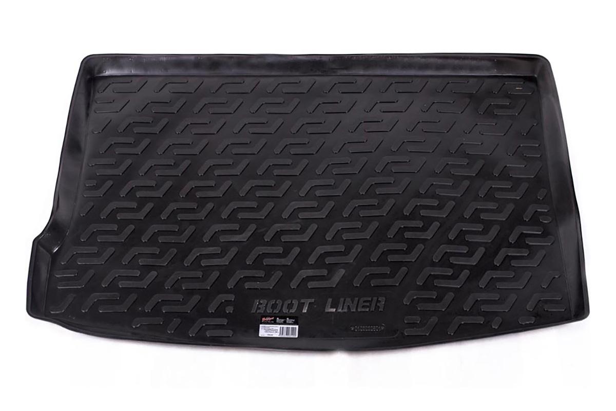 Коврик в багажник Ford Focus II hb (08-) полиуретан0102020801Коврики производятся индивидуально для каждой модели автомобиля из современного и экологически чистого материала, точно повторяют геометрию пола автомобиля, имеют высокий борт от 4 см до 6 см., обладают повышенной износоустойчивостью, антискользящими свойствами, лишены резкого запаха, сохраняют свои потребительские свойства в широком диапазоне температур (-50 +80 С).