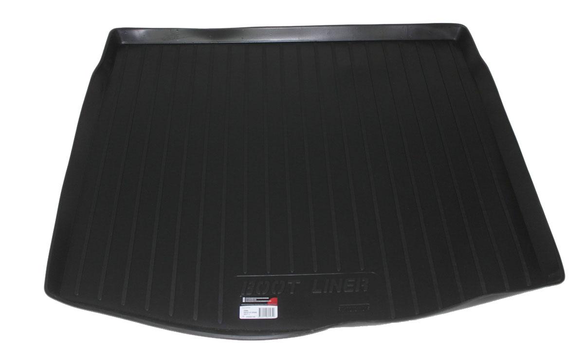 Коврик в багажник Ford Focus III sd (11-) седан полиуретан0102021101Коврики производятся индивидуально для каждой модели автомобиля из современного и экологически чистого материала, точно повторяют геометрию пола автомобиля, имеют высокий борт от 4 см до 6 см., обладают повышенной износоустойчивостью, антискользящими свойствами, лишены резкого запаха, сохраняют свои потребительские свойства в широком диапазоне температур (-50 +80 С).