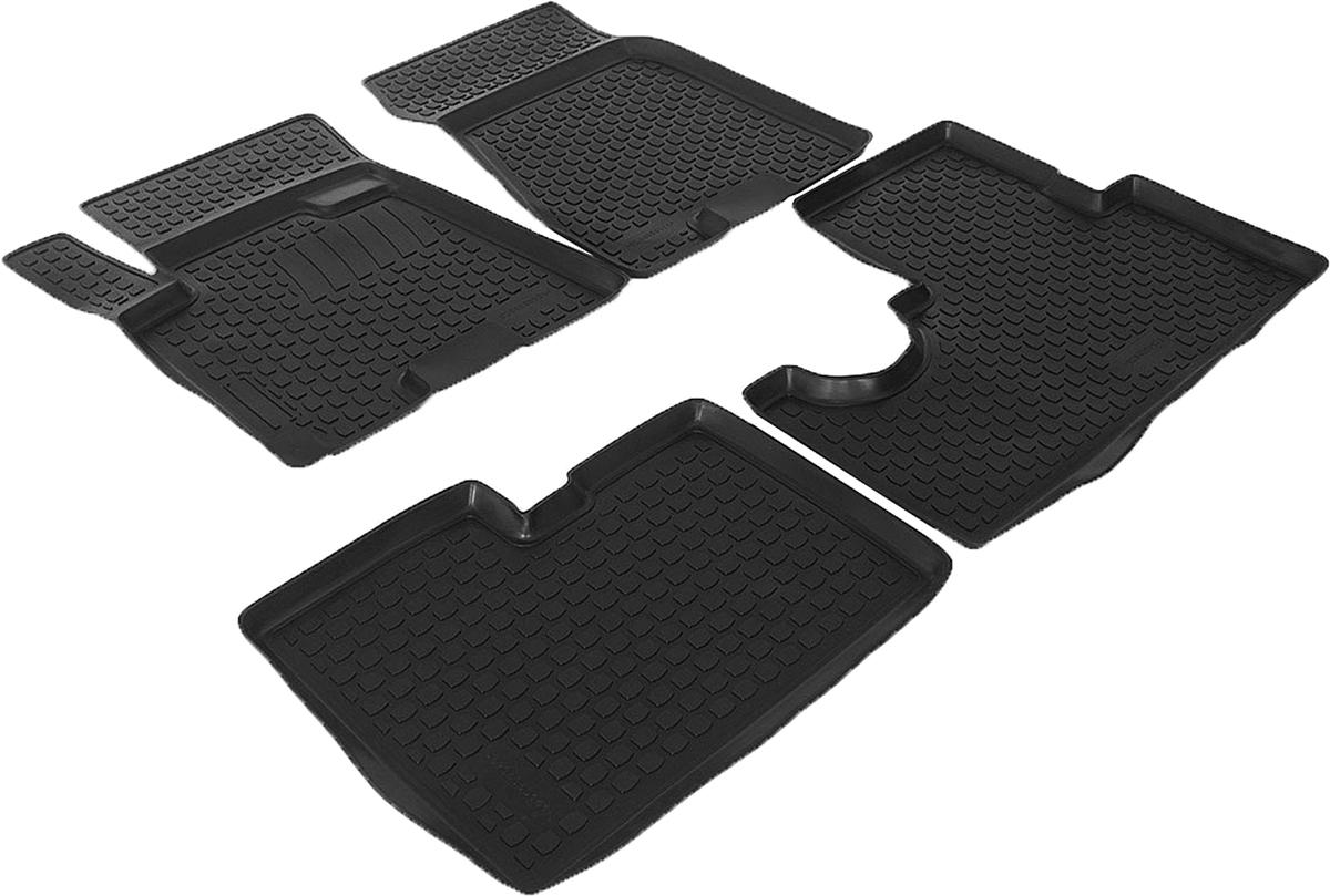 Коврики в салон Hyundai Tucson (04-) полиуретан0204050101Коврики производятся индивидуально для каждой модели автомобиля из современного и экологически чистого материала, точно повторяют геометрию пола автомобиля, имеют высокий борт от 3 см до 4 см., обладают повышенной износоустойчивостью, антискользящими свойствами, лишены резкого запаха, сохраняют свои потребительские свойства в широком диапазоне температур (-50 +80 С)