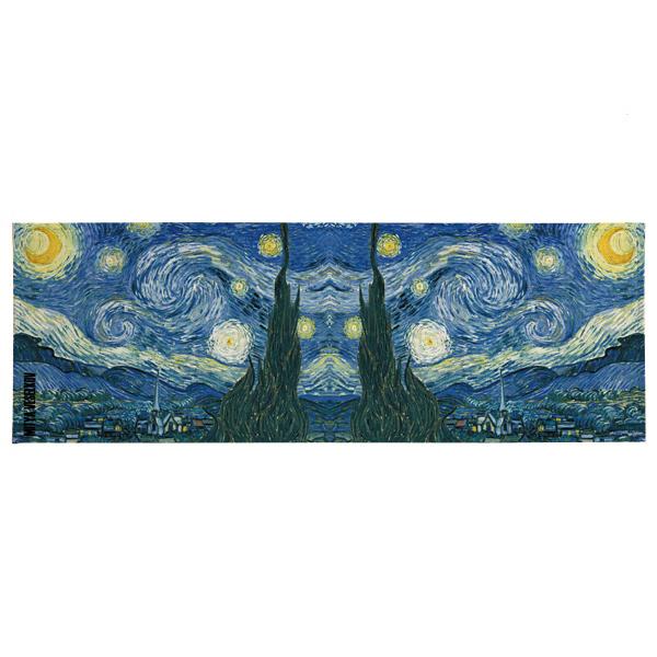 Обложка для студенческого билета Mitya Veselkov Ван Гог Звездная ночь, цвет: синий. STUDAK40STUDAK40Оригинальная обложка для студенческого билета Ван Гог Звездная ночь выполнена из натуральной кожи и оформлена оригинальным принтом. Внутри размещены два кармашка из ПВХ. Стильная обложка для студенческого билета поможет сохранить внешний вид ваших документов, а также станет стильным аксессуаром, идеально подходящим к вашему образу.