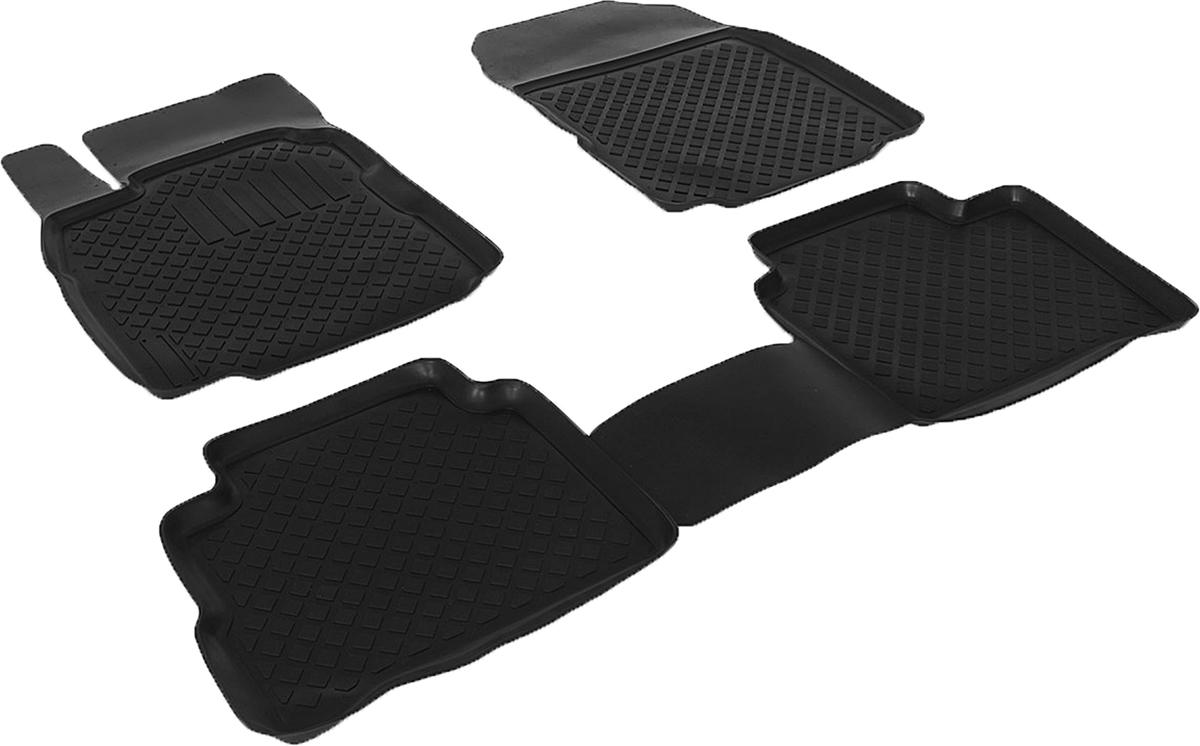 Коврики в салон Nissan Tiida (07-) полиуретан0205100101Коврики производятся индивидуально для каждой модели автомобиля из современного и экологически чистого материала, точно повторяют геометрию пола автомобиля, имеют высокий борт от 3 см до 4 см., обладают повышенной износоустойчивостью, антискользящими свойствами, лишены резкого запаха, сохраняют свои потребительские свойства в широком диапазоне температур (-50 +80 С)