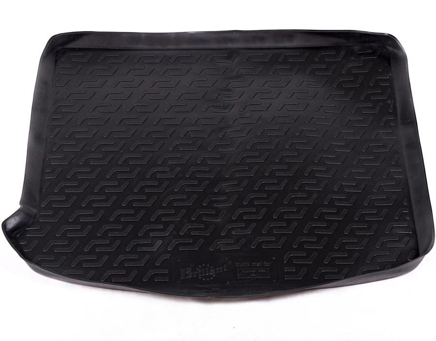 Коврик в багажник Hyundai ix55 (08-) полиуретан0104130101Коврики производятся индивидуально для каждой модели автомобиля из современного и экологически чистого материала, точно повторяют геометрию пола автомобиля, имеют высокий борт от 4 см до 6 см., обладают повышенной износоустойчивостью, антискользящими свойствами, лишены резкого запаха, сохраняют свои потребительские свойства в широком диапазоне температур (-50 +80 С).