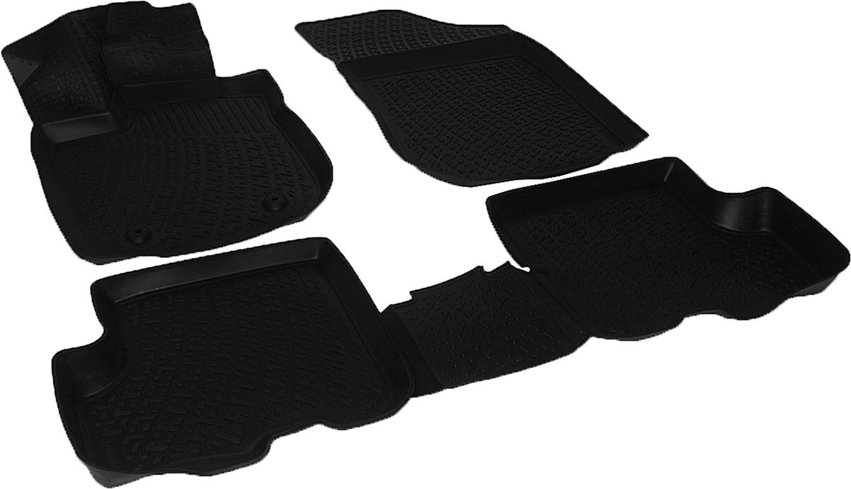 Коврики в салон 3D Renault Sandero II (14-) полиуретан0206070401Коврики производятся индивидуально для каждой модели автомобиля из современного и экологически чистого материала, точно повторяют геометрию пола автомобиля, имеют высокий борт от 3 см до 4 см., обладают повышенной износоустойчивостью, антискользящими свойствами, лишены резкого запаха, сохраняют свои потребительские свойства в широком диапазоне температур (-50 +80 С)