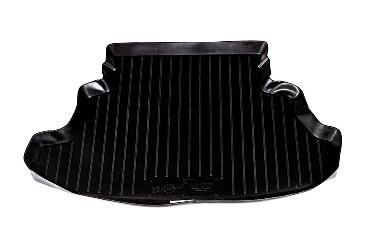 Коврик в багажник Nissan Primera sd (-06) полиуретан0105030101Коврики производятся индивидуально для каждой модели автомобиля из современного и экологически чистого материала, точно повторяют геометрию пола автомобиля, имеют высокий борт от 4 см до 6 см., обладают повышенной износоустойчивостью, антискользящими свойствами, лишены резкого запаха, сохраняют свои потребительские свойства в широком диапазоне температур (-50 +80 С).
