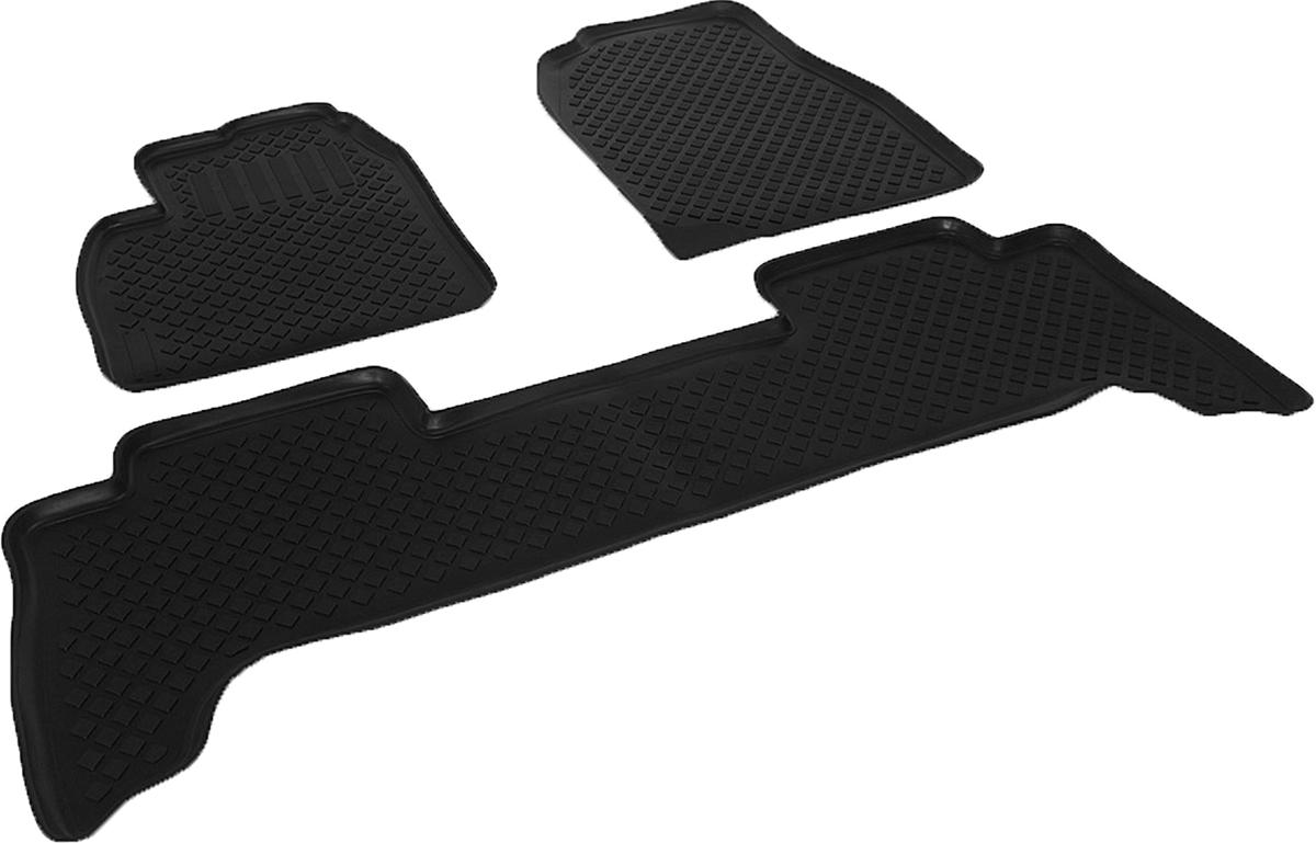 Коврики в салон Toyota Land Cruiser 100 (98-) полиуретан0209060101Коврики производятся индивидуально для каждой модели автомобиля из современного и экологически чистого материала, точно повторяют геометрию пола автомобиля, имеют высокий борт от 3 см до 4 см., обладают повышенной износоустойчивостью, антискользящими свойствами, лишены резкого запаха, сохраняют свои потребительские свойства в широком диапазоне температур (-50 +80 С)