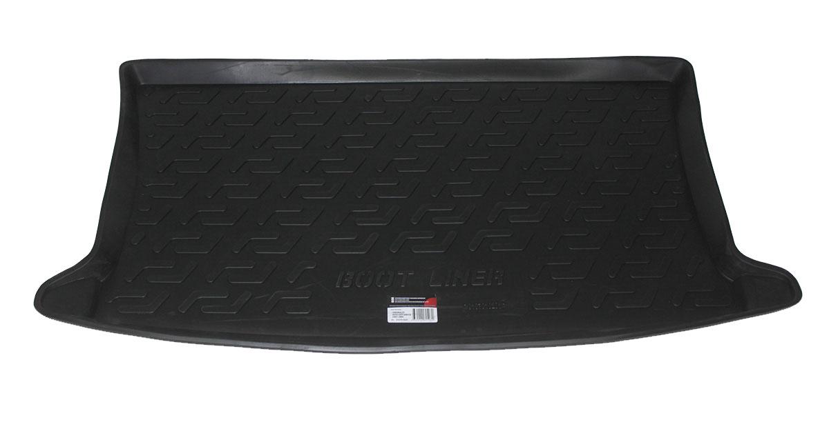 Коврик в багажник L.Locker, для Chevrolet Aveo hb (03-06)0107010201Коврик L.Locker производится индивидуально для каждой модели автомобиля из современного и экологически чистого материала. Изделие точно повторяют геометрию пола автомобиля, имеет высокий борт, обладает повышенной износоустойчивостью, антискользящими свойствами, лишен резкого запаха и сохраняет свои потребительские свойства в широком диапазоне температур (от -50°С до +80°С).