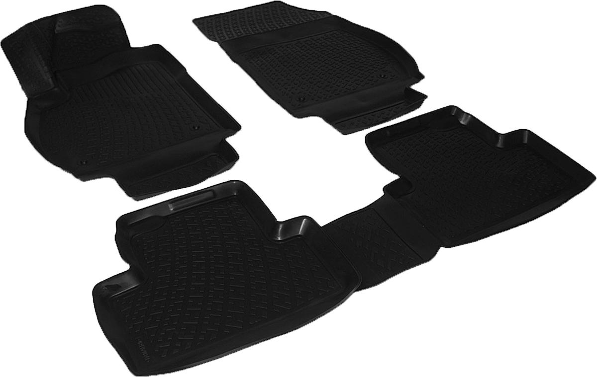 Коврики в салон автомобиля L.Locker, для Opel Zafira C (12-)0211040301Коврики L.Locker производятся индивидуально для каждой модели автомобиля из современного и экологически чистого материала. Изделия точно повторяют геометрию пола автомобиля, имеют высокий борт, обладают повышенной износоустойчивостью, антискользящими свойствами, лишены резкого запаха и сохраняют свои потребительские свойства в широком диапазоне температур (от -50°С до +80°С). Рисунок ковриков специально спроектирован для уменьшения скольжения ног водителя и имеет достаточную глубину, препятствующую свободному перемещению жидкости и грязи на поверхности. Одновременно с этим рисунок не создает дискомфорта при вождении автомобиля. Водительский ковер с предустановленными креплениями фиксируется на штатные места в полу салона автомобиля. Новая технология системы креплений герметична, не дает влаге и грязи проникать внутрь через крепеж на обшивку пола.