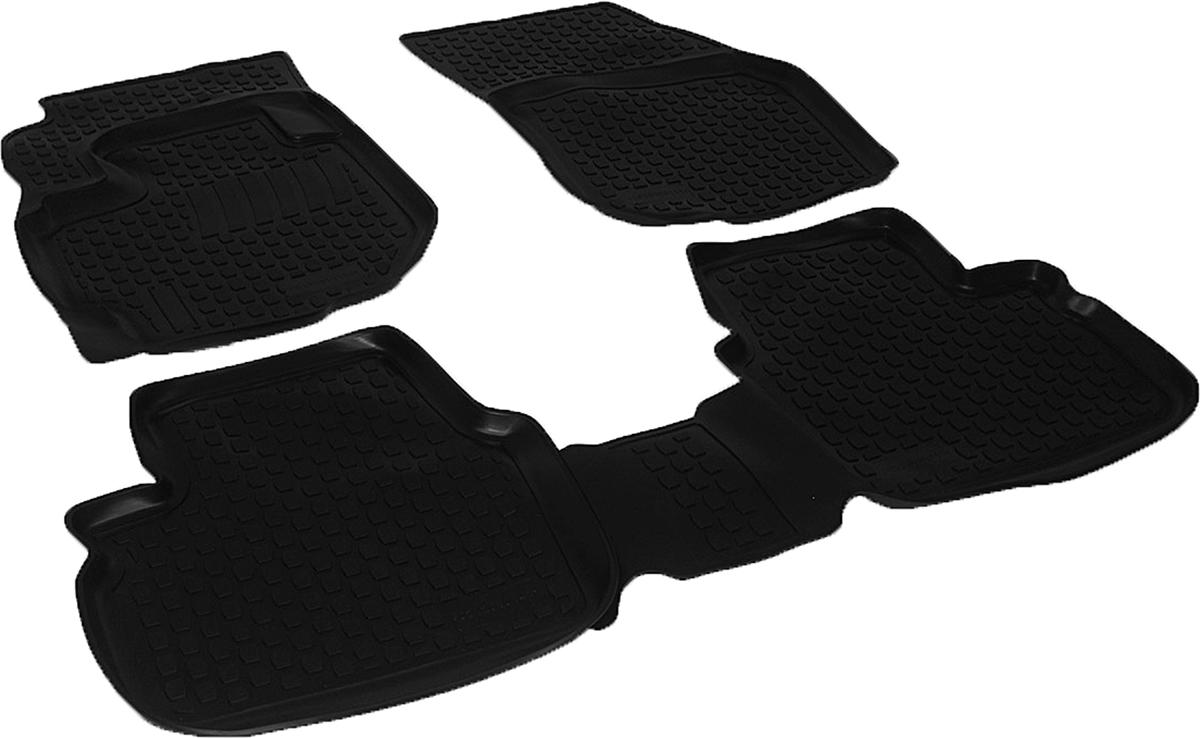 Коврики в салон Suzuki Liana 4x4 (04-) полиуретан0212010101Коврики производятся индивидуально для каждой модели автомобиля из современного и экологически чистого материала, точно повторяют геометрию пола автомобиля, имеют высокий борт от 3 см до 4 см., обладают повышенной износоустойчивостью, антискользящими свойствами, лишены резкого запаха, сохраняют свои потребительские свойства в широком диапазоне температур (-50 +80 С)