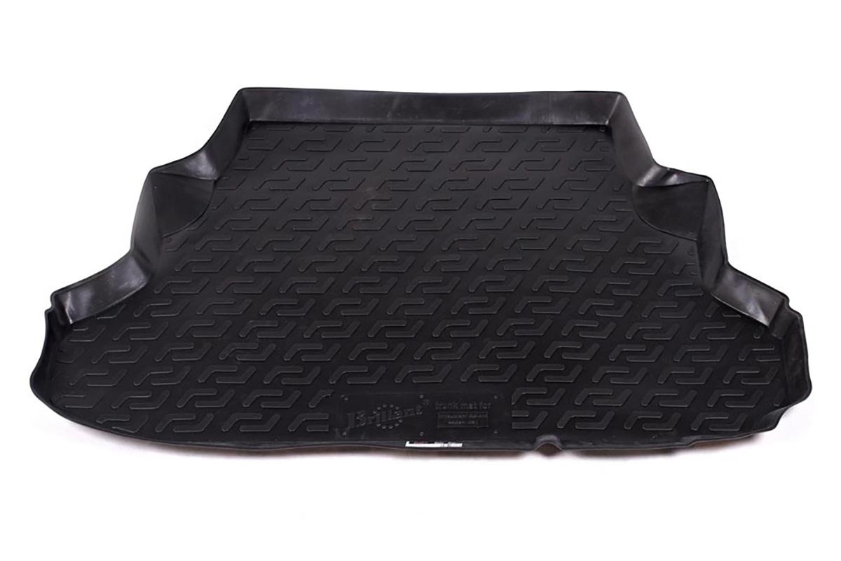 Коврик в багажник Mitsubishi Galant sd (06-) полиуретан0108060101Коврики производятся индивидуально для каждой модели автомобиля из современного и экологически чистого материала, точно повторяют геометрию пола автомобиля, имеют высокий борт от 4 см до 6 см., обладают повышенной износоустойчивостью, антискользящими свойствами, лишены резкого запаха, сохраняют свои потребительские свойства в широком диапазоне температур (-50 +80 С).