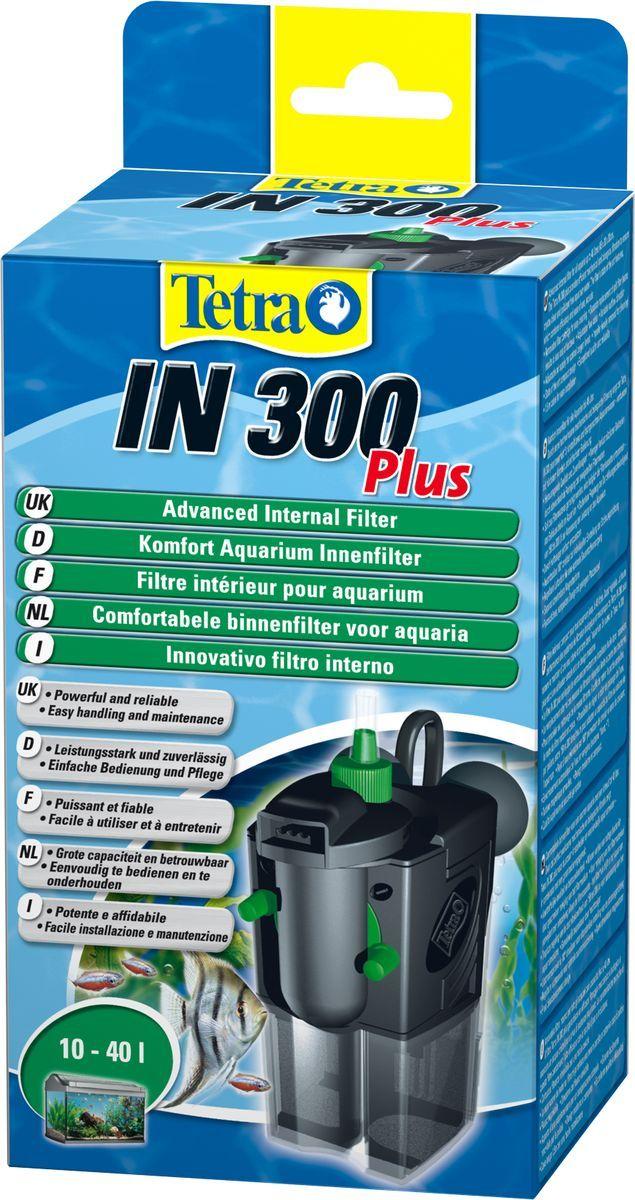 """Фильтр внутренний Tetra """"IN 300 Plus"""", для аквариумов до 40 л 174870"""