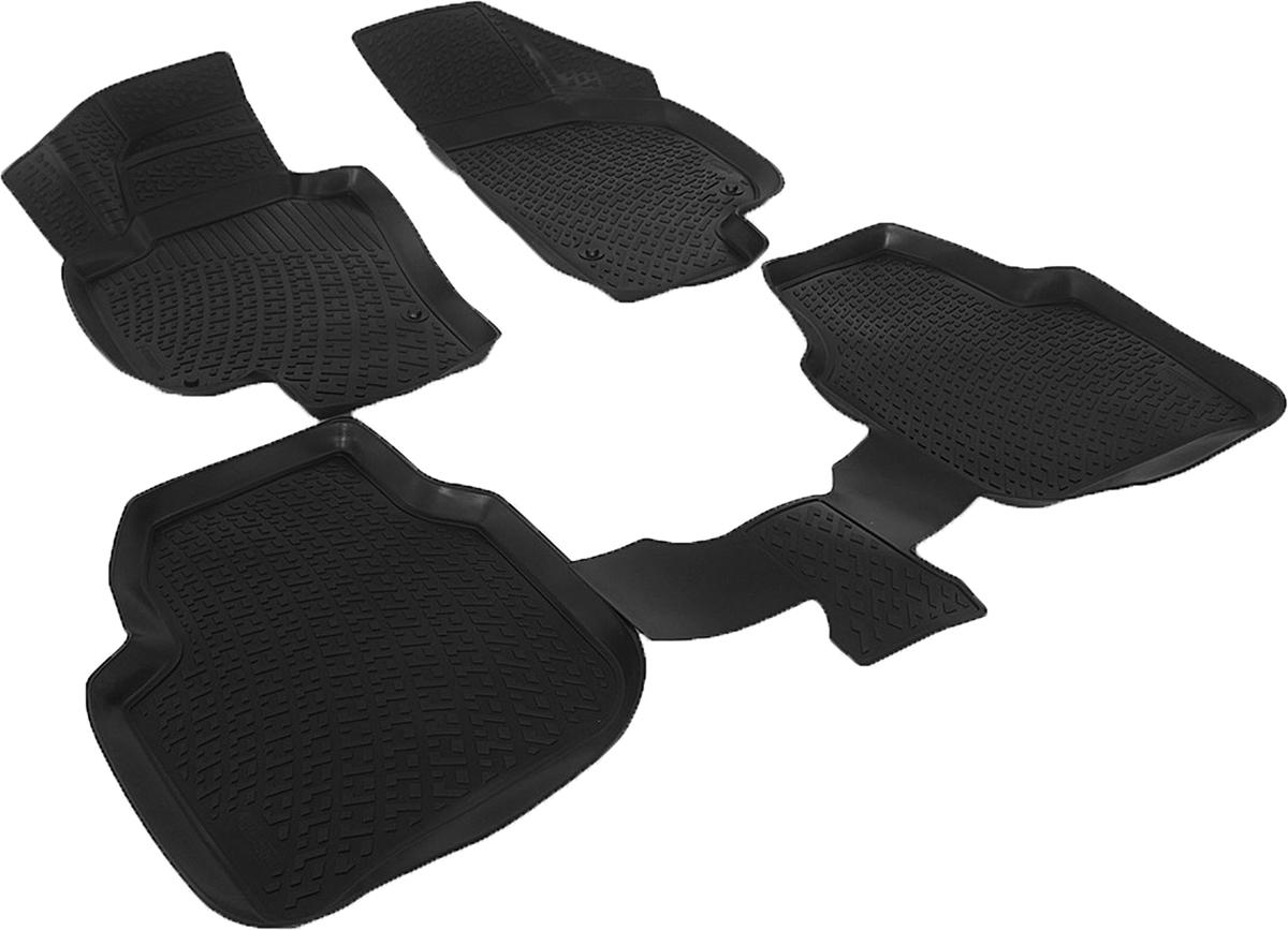 Коврики в салон автомобиля L.Locker, для Skoda Superb (08-)0216040301Коврики L.Locker производятся индивидуально для каждой модели автомобиля из современного и экологически чистого материала. Изделия точно повторяют геометрию пола автомобиля, имеют высокий борт, обладают повышенной износоустойчивостью, антискользящими свойствами, лишены резкого запаха и сохраняют свои потребительские свойства в широком диапазоне температур (от -50°С до +80°С). Рисунок ковриков специально спроектирован для уменьшения скольжения ног водителя и имеет достаточную глубину, препятствующую свободному перемещению жидкости и грязи на поверхности. Одновременно с этим рисунок не создает дискомфорта при вождении автомобиля. Водительский ковер с предустановленными креплениями фиксируется на штатные места в полу салона автомобиля. Новая технология системы креплений герметична, не дает влаге и грязи проникать внутрь через крепеж на обшивку пола.