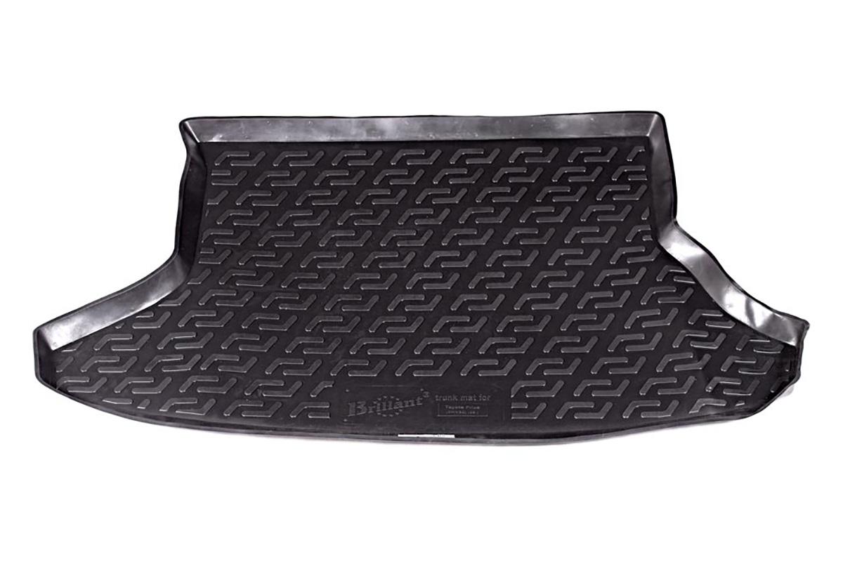 Коврик в багажник Toyota Prius (ZWV30) (09-) полиуретан0109080101Коврики производятся индивидуально для каждой модели автомобиля из современного и экологически чистого материала, точно повторяют геометрию пола автомобиля, имеют высокий борт от 4 см до 6 см., обладают повышенной износоустойчивостью, антискользящими свойствами, лишены резкого запаха, сохраняют свои потребительские свойства в широком диапазоне температур (-50 +80 С).