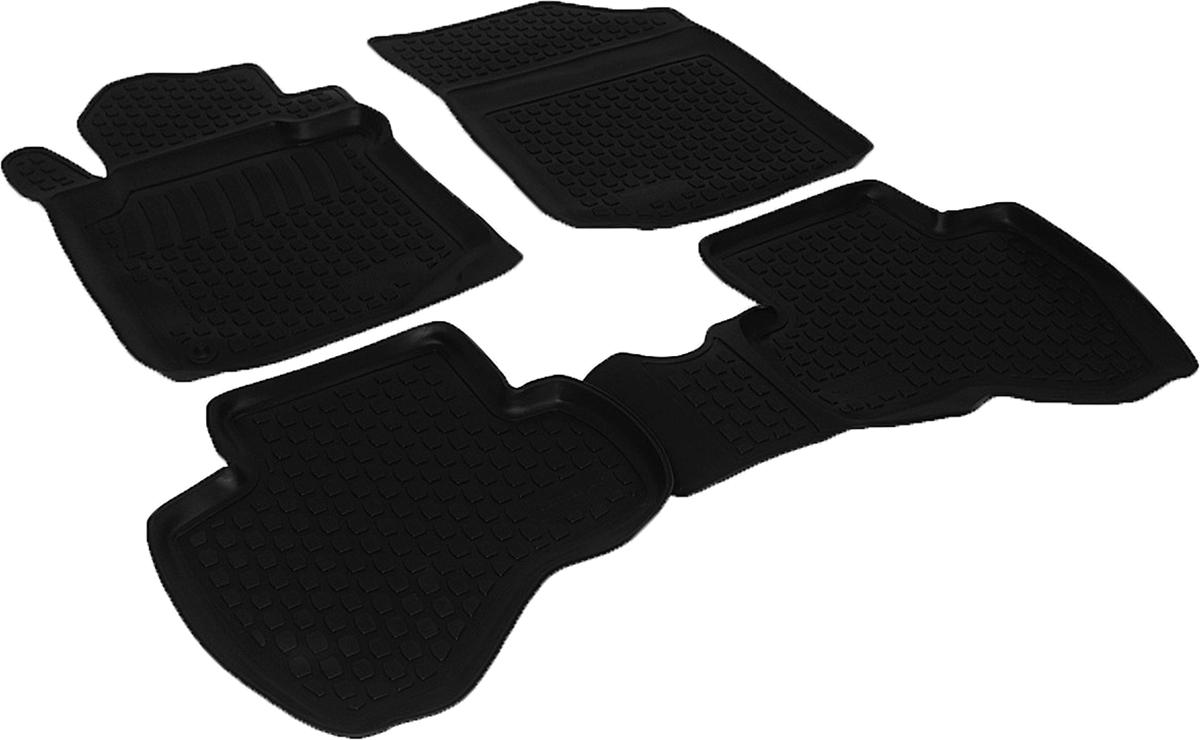 Коврики в салон Peugeot 107 (05-) полиуретан0220030101Коврики производятся индивидуально для каждой модели автомобиля из современного и экологически чистого материала, точно повторяют геометрию пола автомобиля, имеют высокий борт от 3 см до 4 см., обладают повышенной износоустойчивостью, антискользящими свойствами, лишены резкого запаха, сохраняют свои потребительские свойства в широком диапазоне температур (-50 +80 С)