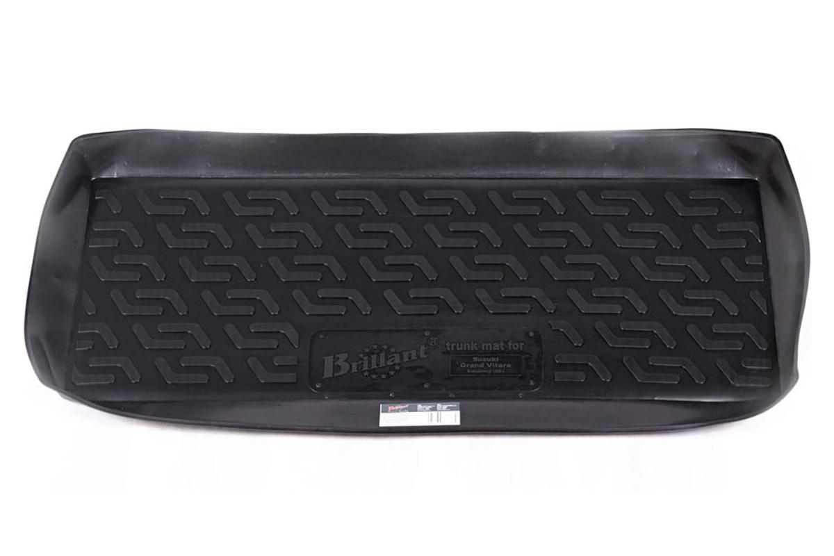 Коврик в багажник L.Locker, для Suzuki Grand Vitara 3 door (05-)0112020101Коврик L.Locker производится индивидуально для каждой модели автомобиля из современного и экологически чистого материала. Изделие точно повторяют геометрию пола автомобиля, имеет высокий борт, обладает повышенной износоустойчивостью, антискользящими свойствами, лишен резкого запаха и сохраняет свои потребительские свойства в широком диапазоне температур (от -50°С до +80°С).