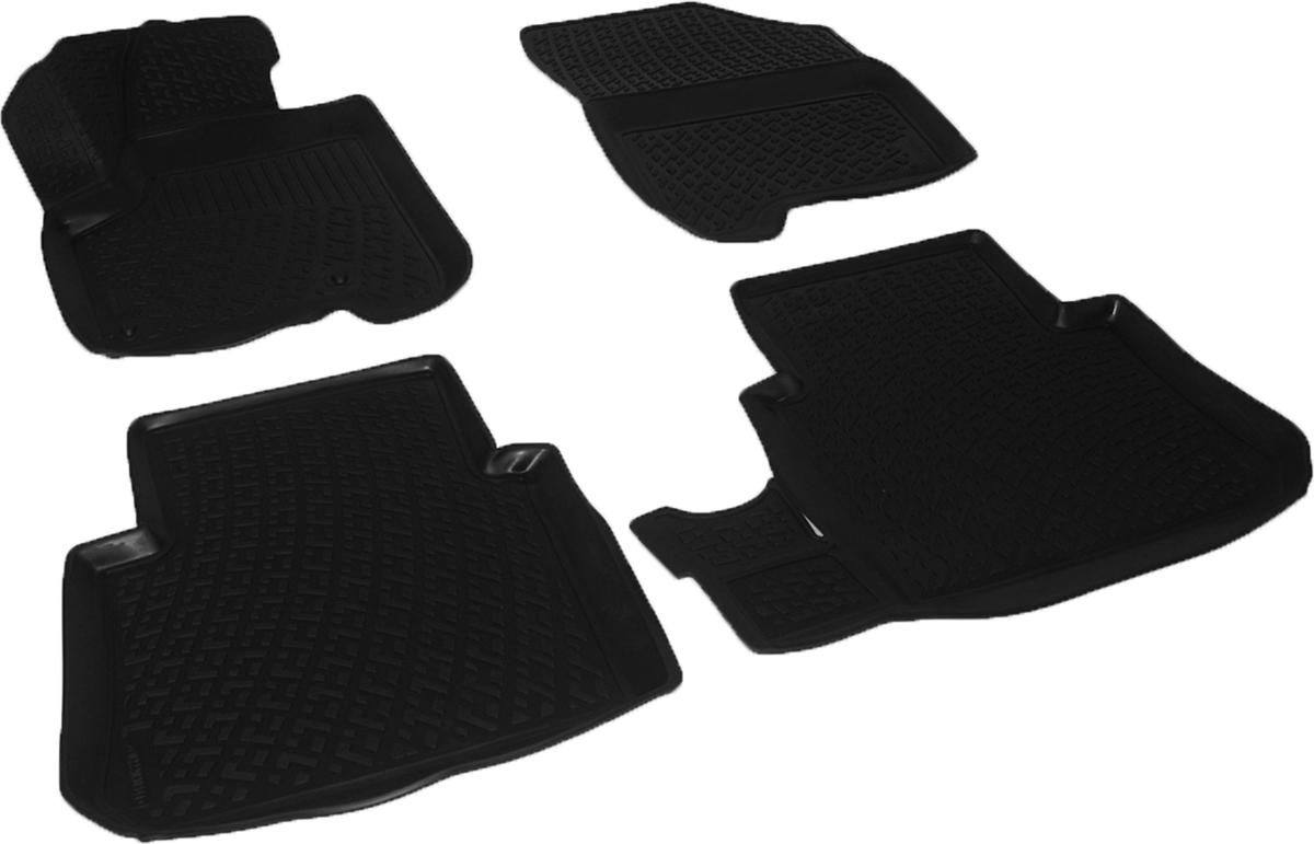 Коврики в салон автомобиля L.Locker, для Citroen C3 Picasso (09-)0222030301Коврики L.Locker производятся индивидуально для каждой модели автомобиля из современного и экологически чистого материала. Изделия точно повторяют геометрию пола автомобиля, имеют высокий борт, обладают повышенной износоустойчивостью, антискользящими свойствами, лишены резкого запаха и сохраняют свои потребительские свойства в широком диапазоне температур (от -50°С до +80°С). Рисунок ковриков специально спроектирован для уменьшения скольжения ног водителя и имеет достаточную глубину, препятствующую свободному перемещению жидкости и грязи на поверхности. Одновременно с этим рисунок не создает дискомфорта при вождении автомобиля. Водительский ковер с предустановленными креплениями фиксируется на штатные места в полу салона автомобиля. Новая технология системы креплений герметична, не дает влаге и грязи проникать внутрь через крепеж на обшивку пола.