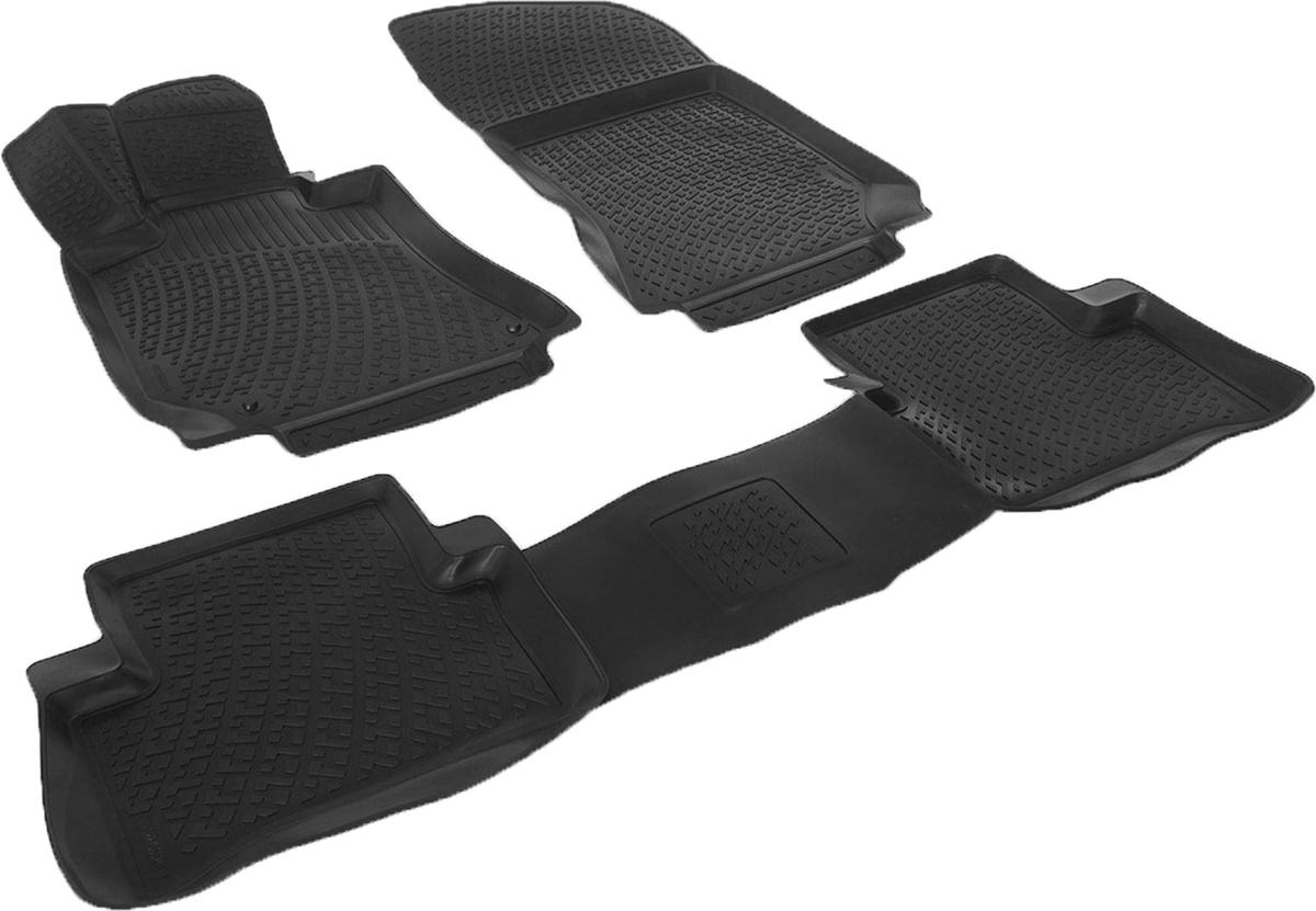 Коврики в салон автомобиля L.Locker, для Mercedes-Benz E-klasse (W212) (09-)0227060201Коврики L.Locker производятся индивидуально для каждой модели автомобиля из современного и экологически чистого материала. Изделия точно повторяют геометрию пола автомобиля, имеют высокий борт, обладают повышенной износоустойчивостью, антискользящими свойствами, лишены резкого запаха и сохраняют свои потребительские свойства в широком диапазоне температур (от -50°С до +80°С). Рисунок ковриков специально спроектирован для уменьшения скольжения ног водителя и имеет достаточную глубину, препятствующую свободному перемещению жидкости и грязи на поверхности. Одновременно с этим рисунок не создает дискомфорта при вождении автомобиля. Водительский ковер с предустановленными креплениями фиксируется на штатные места в полу салона автомобиля. Новая технология системы креплений герметична, не дает влаге и грязи проникать внутрь через крепеж на обшивку пола.