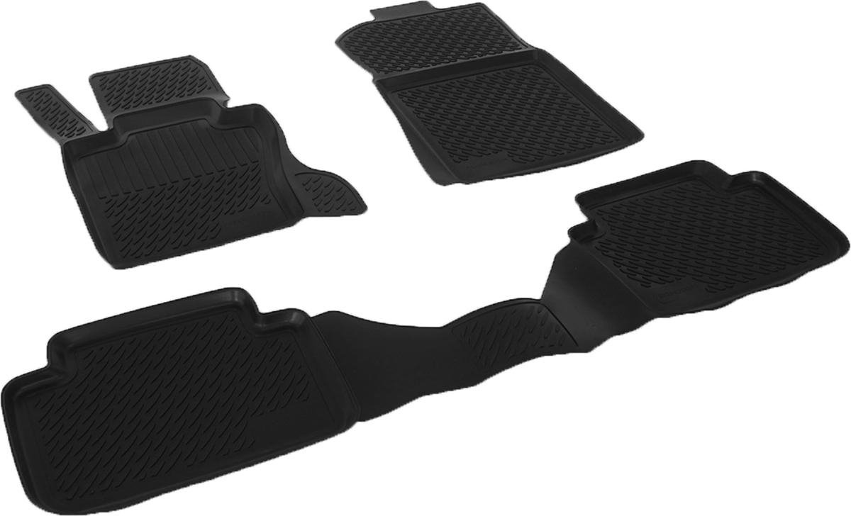Коврики в салон BMW X 3 (03-) полиуретан0229020101Коврики производятся индивидуально для каждой модели автомобиля из современного и экологически чистого материала, точно повторяют геометрию пола автомобиля, имеют высокий борт от 3 см до 4 см., обладают повышенной износоустойчивостью, антискользящими свойствами, лишены резкого запаха, сохраняют свои потребительские свойства в широком диапазоне температур (-50 +80 С)