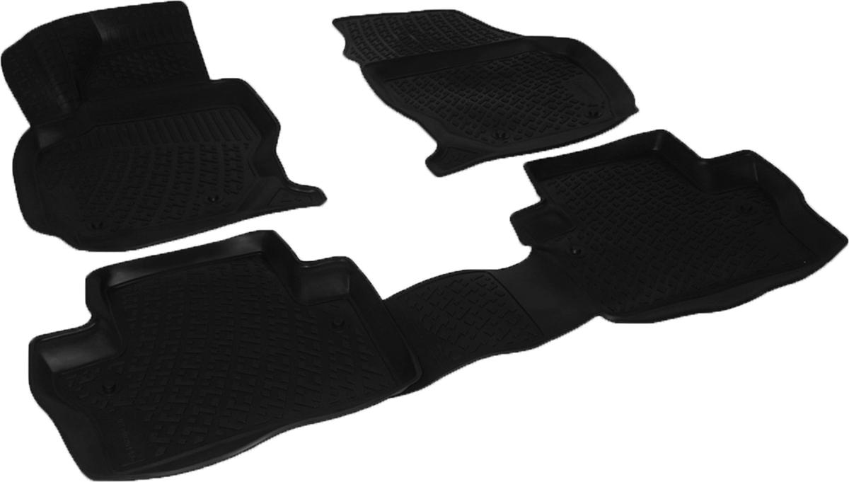 """Коврики в салон автомобиля """"L.Locker"""", для Volvo XC70 (07-)"""