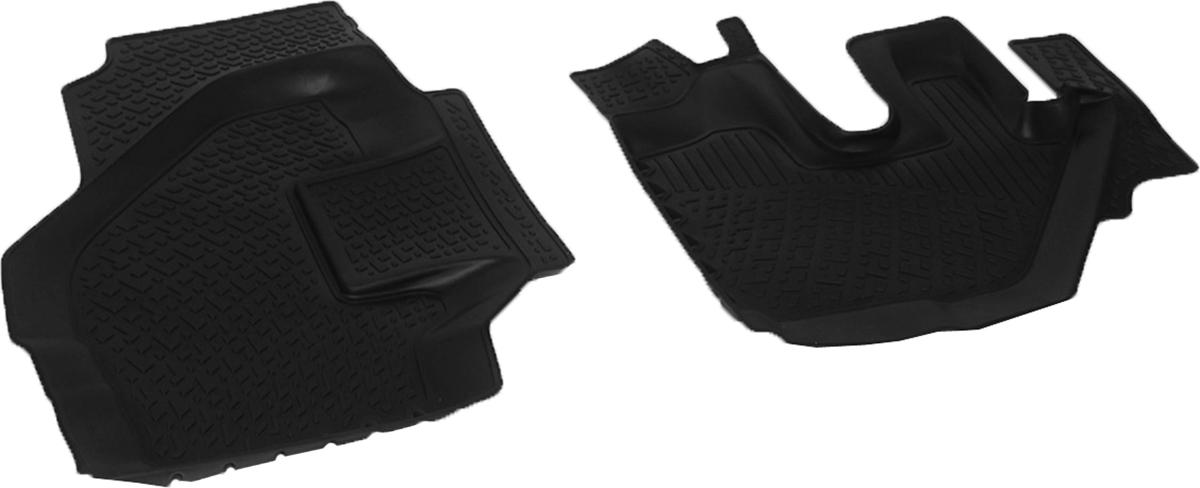Коврики в салон 3D Isuzu NQR-71P (05-) полиуретан0237010101Коврики производятся индивидуально для каждой модели автомобиля из современного и экологически чистого материала, точно повторяют геометрию пола автомобиля, имеют высокий борт от 3 см до 4 см., обладают повышенной износоустойчивостью, антискользящими свойствами, лишены резкого запаха, сохраняют свои потребительские свойства в широком диапазоне температур (-50 +80 С)
