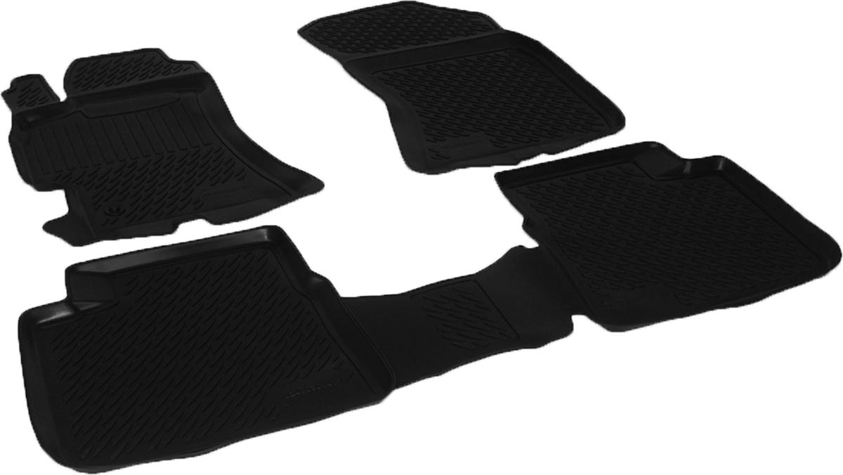Коврики в салон Subaru Outback III ( 03-) полиуретан0240030101Коврики производятся индивидуально для каждой модели автомобиля из современного и экологически чистого материала, точно повторяют геометрию пола автомобиля, имеют высокий борт от 3 см до 4 см., обладают повышенной износоустойчивостью, антискользящими свойствами, лишены резкого запаха, сохраняют свои потребительские свойства в широком диапазоне температур (-50 +80 С)