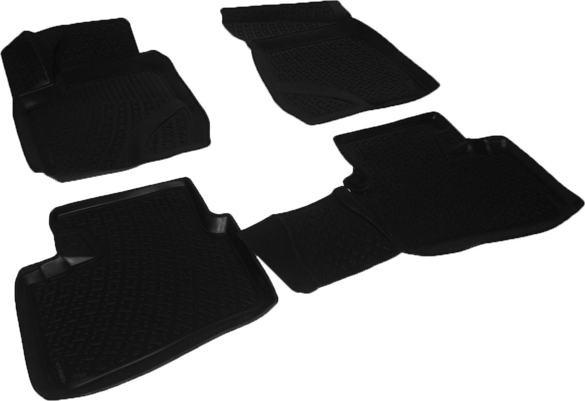 Коврики в салон автомобиля L.Locker, для Changan Eado (11-)0242010101Коврики L.Locker производятся индивидуально для каждой модели автомобиля из современного и экологически чистого материала. Изделия точно повторяют геометрию пола автомобиля, имеют высокий борт, обладают повышенной износоустойчивостью, антискользящими свойствами, лишены резкого запаха и сохраняют свои потребительские свойства в широком диапазоне температур (от -50°С до +80°С). Рисунок ковриков специально спроектирован для уменьшения скольжения ног водителя и имеет достаточную глубину, препятствующую свободному перемещению жидкости и грязи на поверхности. Одновременно с этим рисунок не создает дискомфорта при вождении автомобиля. Водительский ковер с предустановленными креплениями фиксируется на штатные места в полу салона автомобиля. Новая технология системы креплений герметична, не дает влаге и грязи проникать внутрь через крепеж на обшивку пола.