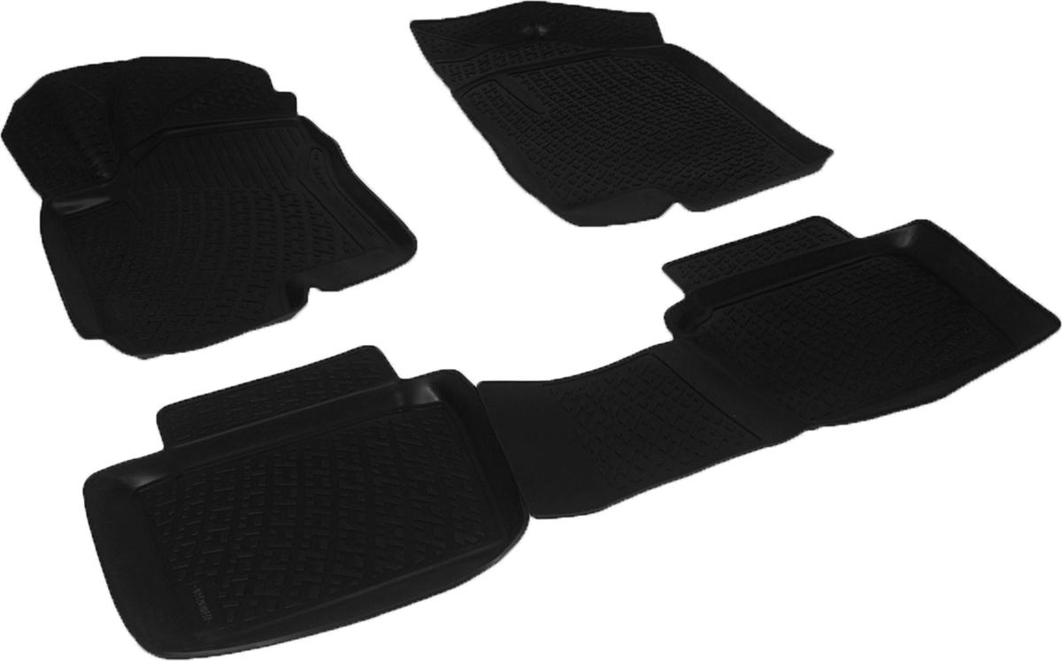 Коврики в салон автомобиля L.Locker, для Changan CS35 (12-)0242020101Коврики L.Locker производятся индивидуально для каждой модели автомобиля из современного и экологически чистого материала. Изделия точно повторяют геометрию пола автомобиля, имеют высокий борт, обладают повышенной износоустойчивостью, антискользящими свойствами, лишены резкого запаха и сохраняют свои потребительские свойства в широком диапазоне температур (от -50°С до +80°С). Рисунок ковриков специально спроектирован для уменьшения скольжения ног водителя и имеет достаточную глубину, препятствующую свободному перемещению жидкости и грязи на поверхности. Одновременно с этим рисунок не создает дискомфорта при вождении автомобиля. Водительский ковер с предустановленными креплениями фиксируется на штатные места в полу салона автомобиля. Новая технология системы креплений герметична, не дает влаге и грязи проникать внутрь через крепеж на обшивку пола.