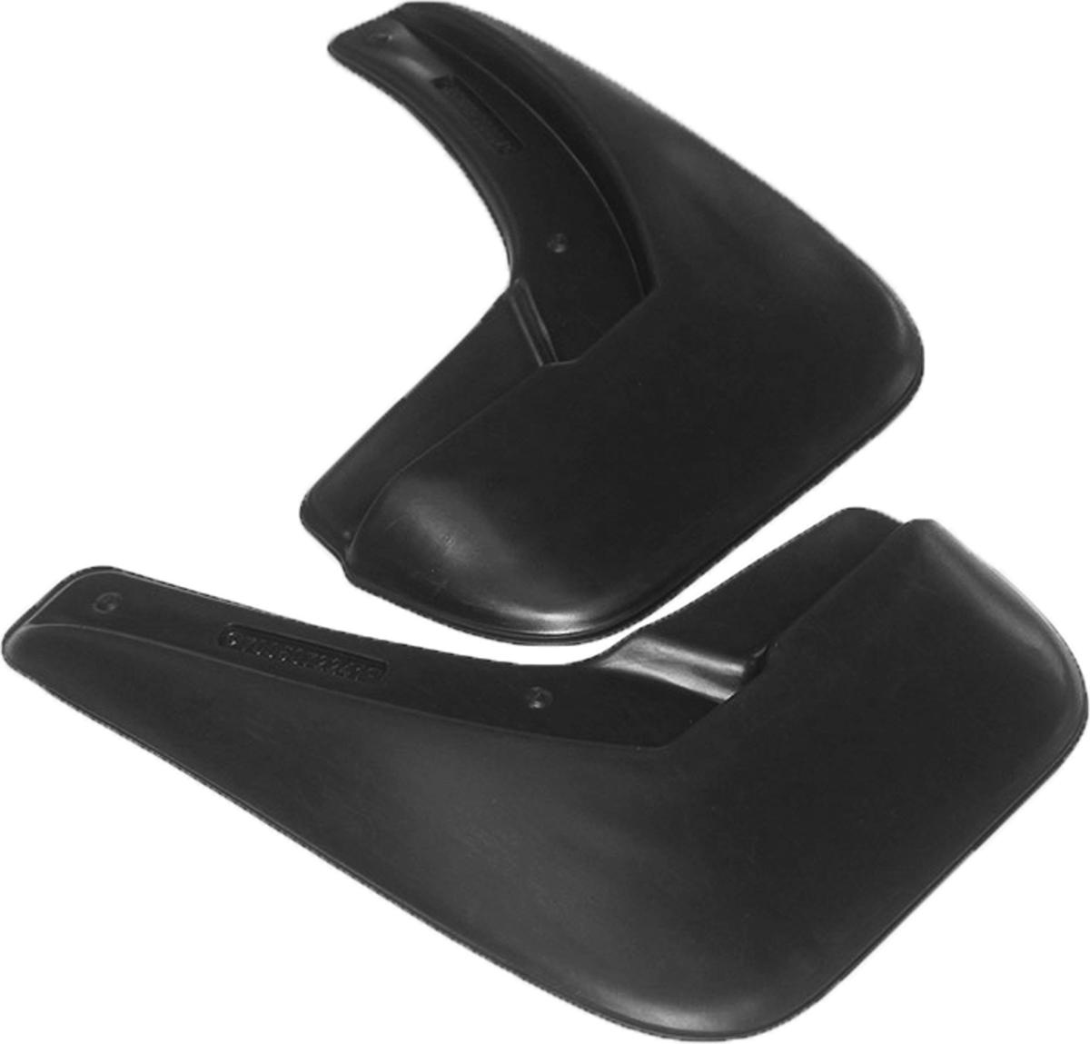 Комплект брызговиков задних для а/м Renault Sandero Stepway (10-)7006072261Брызговики изготовлены из высококачественного полимера, уникальный состав брызговиков допускает их эксплуатацию в широком диапазоне температур: - 50°С до + 80°С. Эффективно защищают кузов автомобиля от грязи и воды – формируют аэродинамический поток воздуха, создаваемый при движении вокруг кузова таким образом, чтобы максимально уменьшить образование грязевой измороси, оседающей на автомобиле. Разработаны индивидуально для каждой модели автомобиля, с эстетической точки зрения брызговики являются завершением колесной арки.