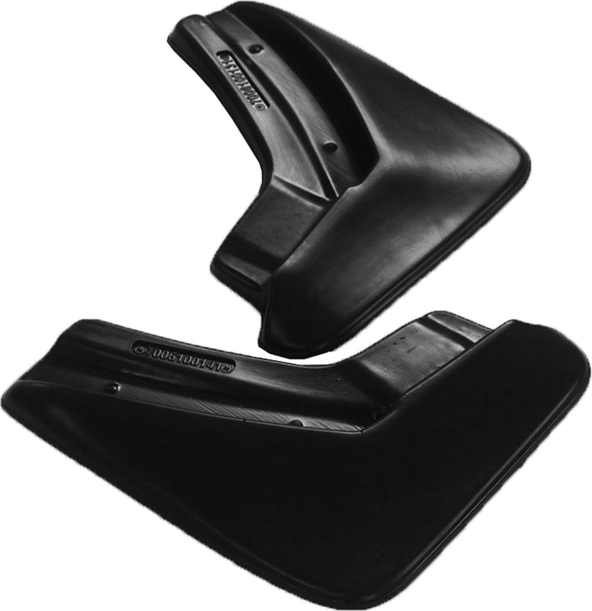 """Комплект задних брызговиков """"L. Locker"""", для Renault Koleos (08-)"""