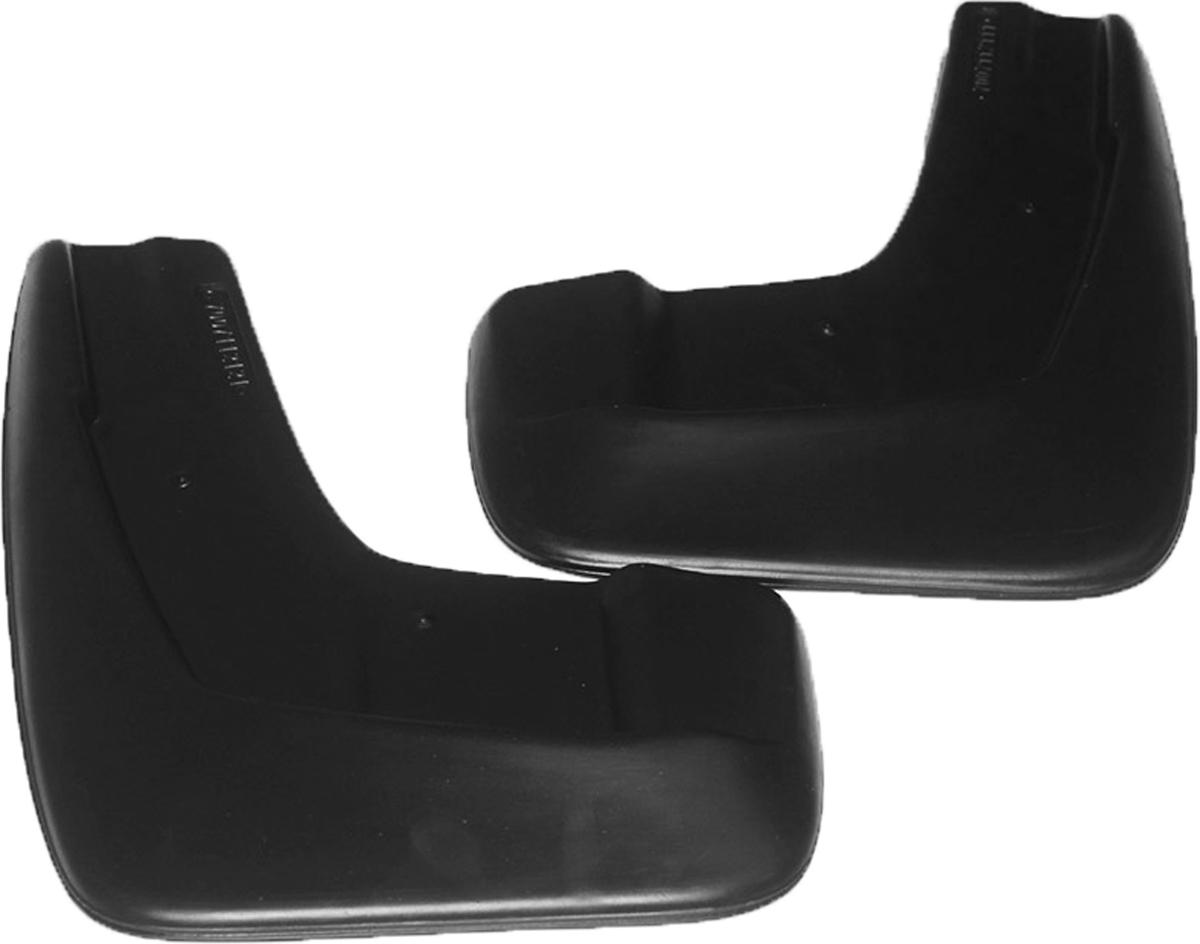 """Комплект передних брызговиков """"L. Locker"""", для Chevrolet Orlando (10-)"""