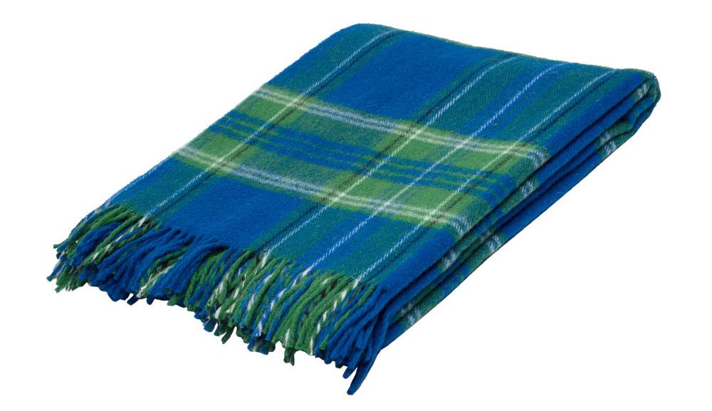 Плед Торговый Дом Руно Шотландия, 140х200 см. 1-281-140 (44)1-281-140 (44)