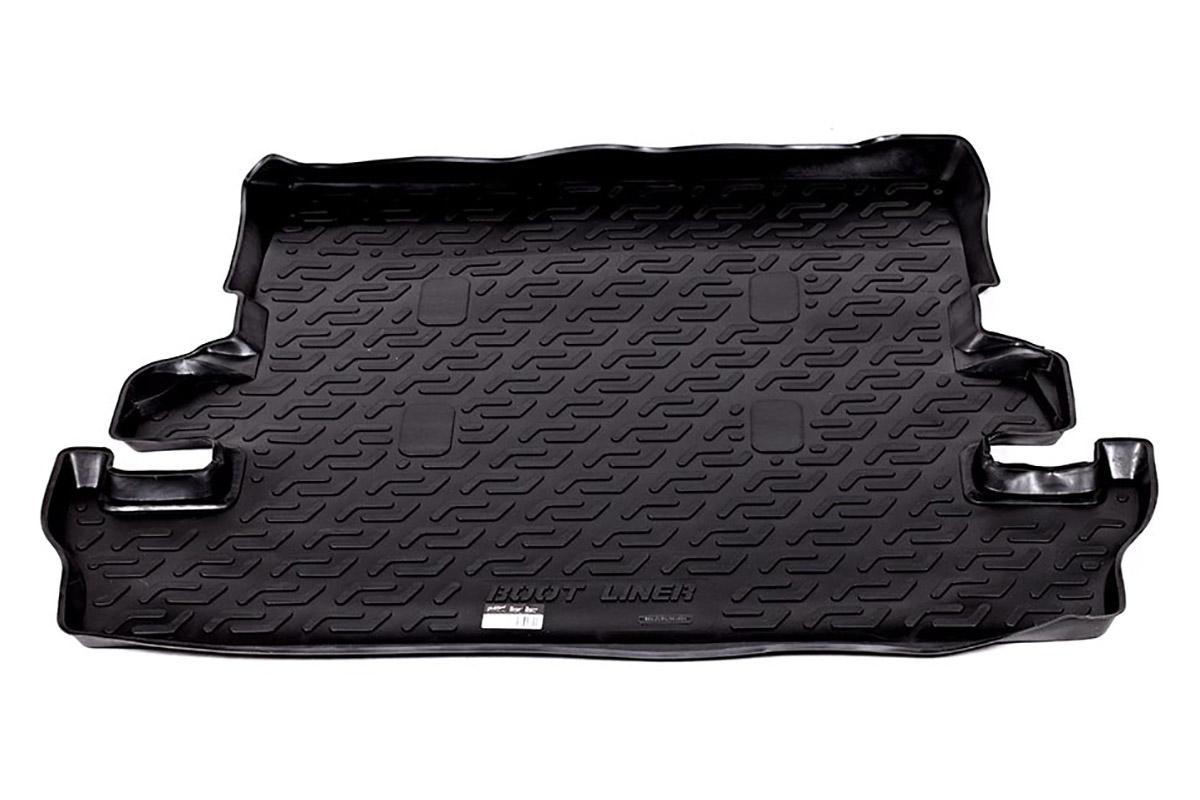 Коврик в багажник L.Locker, для Lexus LX 570 (07-)0128020101Коврик L.Locker производится индивидуально для каждой модели автомобиля из современного и экологически чистого материала. Изделие точно повторяют геометрию пола автомобиля, имеет высокий борт, обладает повышенной износоустойчивостью, антискользящими свойствами, лишен резкого запаха и сохраняет свои потребительские свойства в широком диапазоне температур (от -50°С до +80°С).