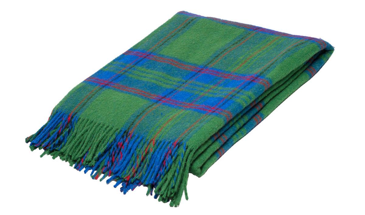 Плед Торговый Дом Руно Шотландия, 140х200 см. 1-281-140 (45)1-281-140 (45)