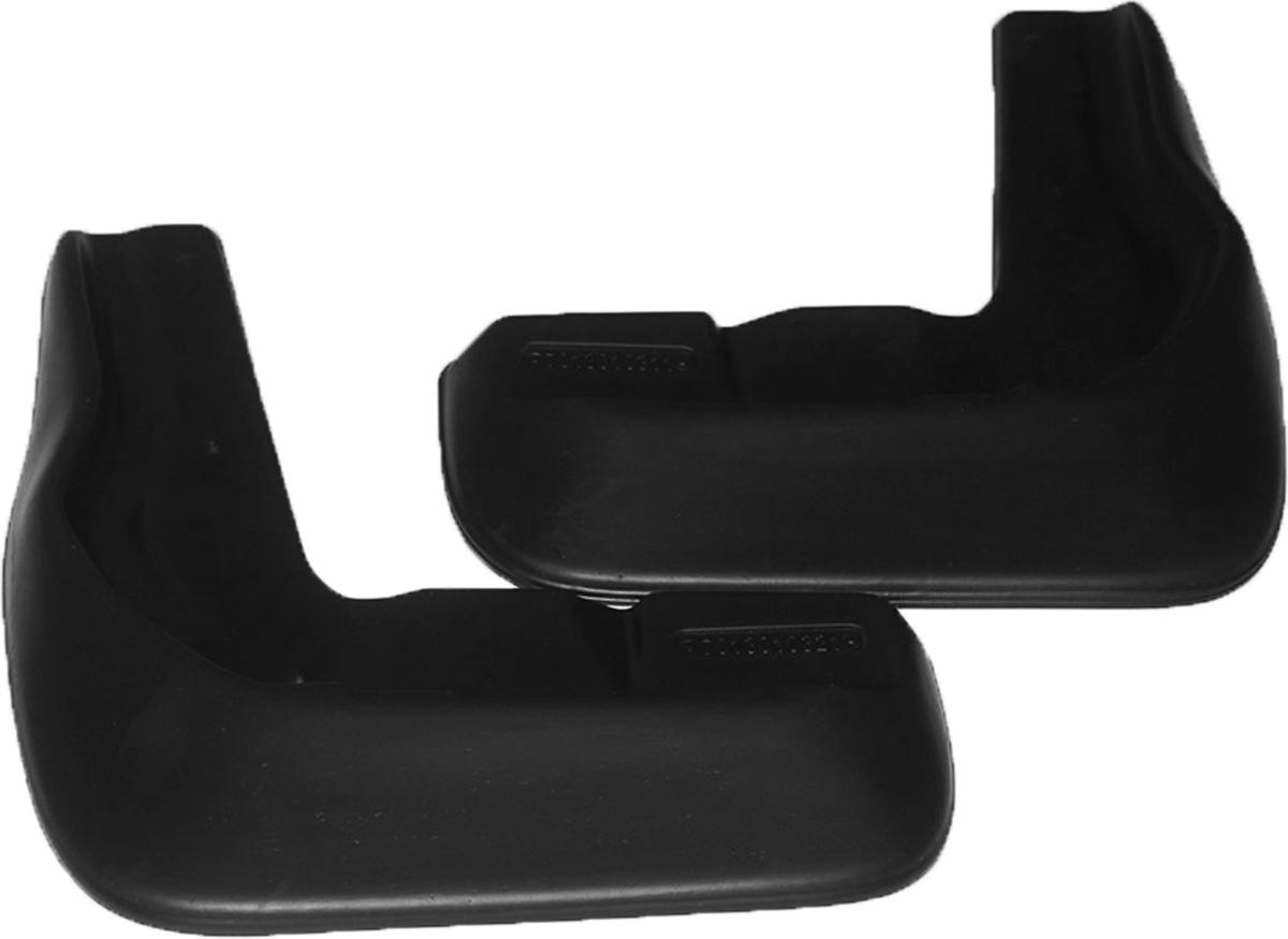 Комплект передних брызговиков L.Locker, для Honda CR-V IV (12-)7013010351Брызговики L.Locker изготовлены из высококачественного полиуретана. Уникальный состав брызговиков допускает их эксплуатацию в широком диапазоне температур: от -50°С до +80°С. Эффективно защищают кузов автомобиля от грязи и воды - формируют аэродинамический поток воздуха, создаваемый при движении вокруг кузова таким образом, чтобы максимально уменьшить образование грязевой измороси, оседающей на автомобиле. Разработаны индивидуально для каждой модели автомобиля, с эстетической точки зрения брызговики являются завершением колесной арки.