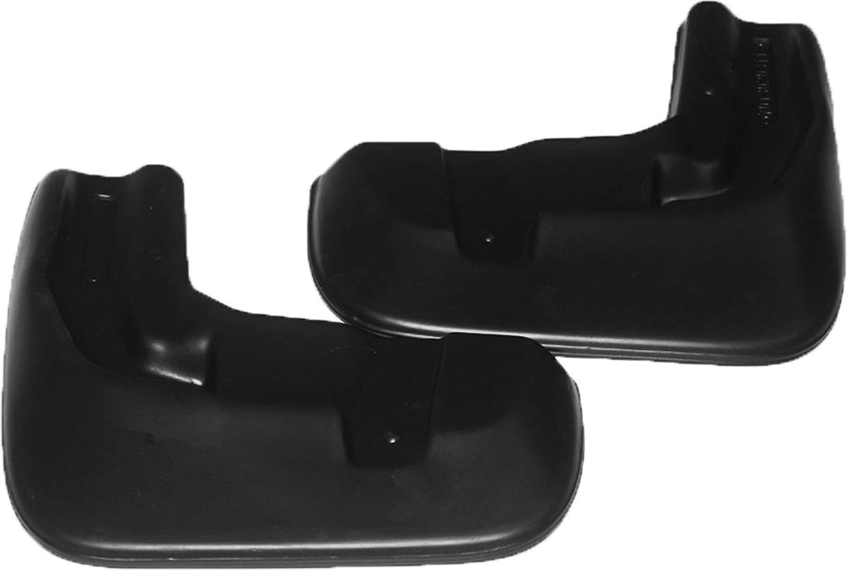 """Комплект передних брызговиков """"L. Locker"""", для Honda Civic hb (12-)"""