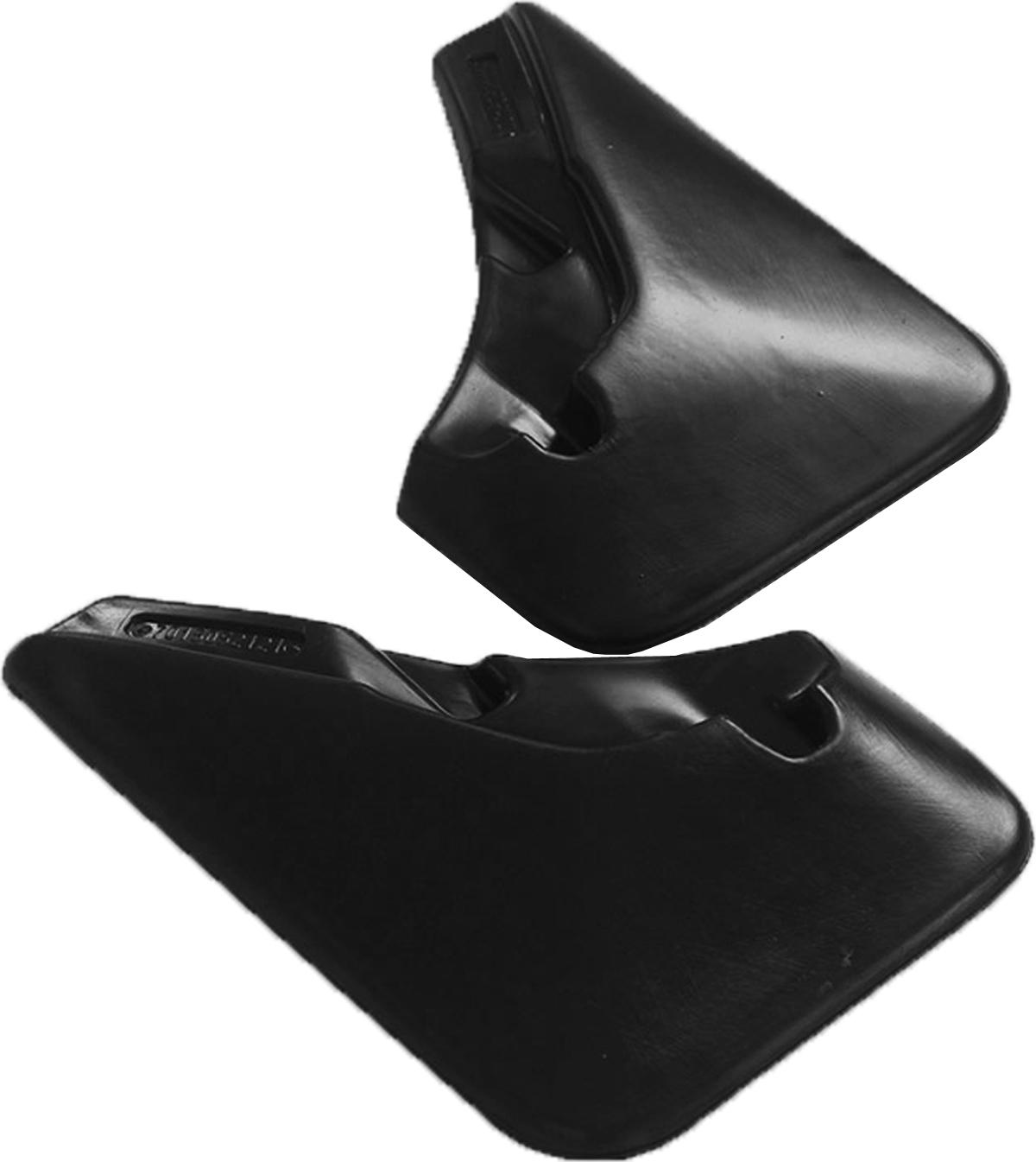 Комплект брызговиков передних для а/м Fiat Doblo7015052151Брызговики изготовлены из высококачественного полимера, уникальный состав брызговиков допускает их эксплуатацию в широком диапазоне температур: - 50°С до + 80°С. Эффективно защищают кузов автомобиля от грязи и воды – формируют аэродинамический поток воздуха, создаваемый при движении вокруг кузова таким образом, чтобы максимально уменьшить образование грязевой измороси, оседающей на автомобиле. Разработаны индивидуально для каждой модели автомобиля, с эстетической точки зрения брызговики являются завершением колесной арки.