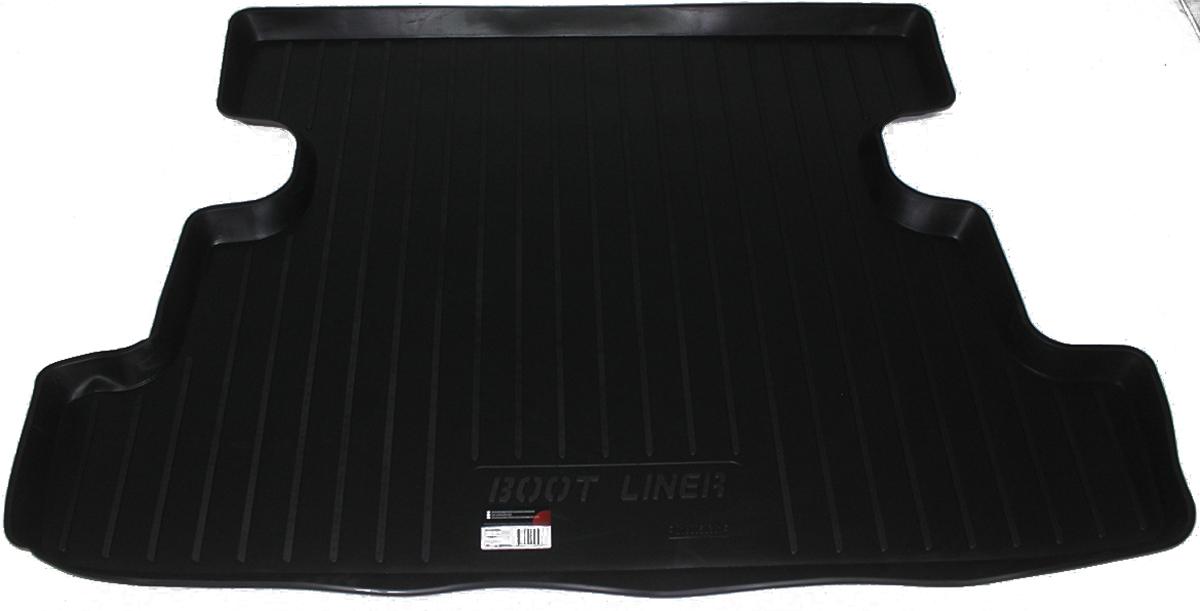 Коврик в багажник L.Locker, для Нива 21310180050301Коврик L.Locker производится индивидуально для каждой модели автомобиля из современного и экологически чистого материала. Изделие точно повторяют геометрию пола автомобиля, имеет высокий борт, обладает повышенной износоустойчивостью, антискользящими свойствами, лишен резкого запаха и сохраняет свои потребительские свойства в широком диапазоне температур (от -50°С до +80°С).