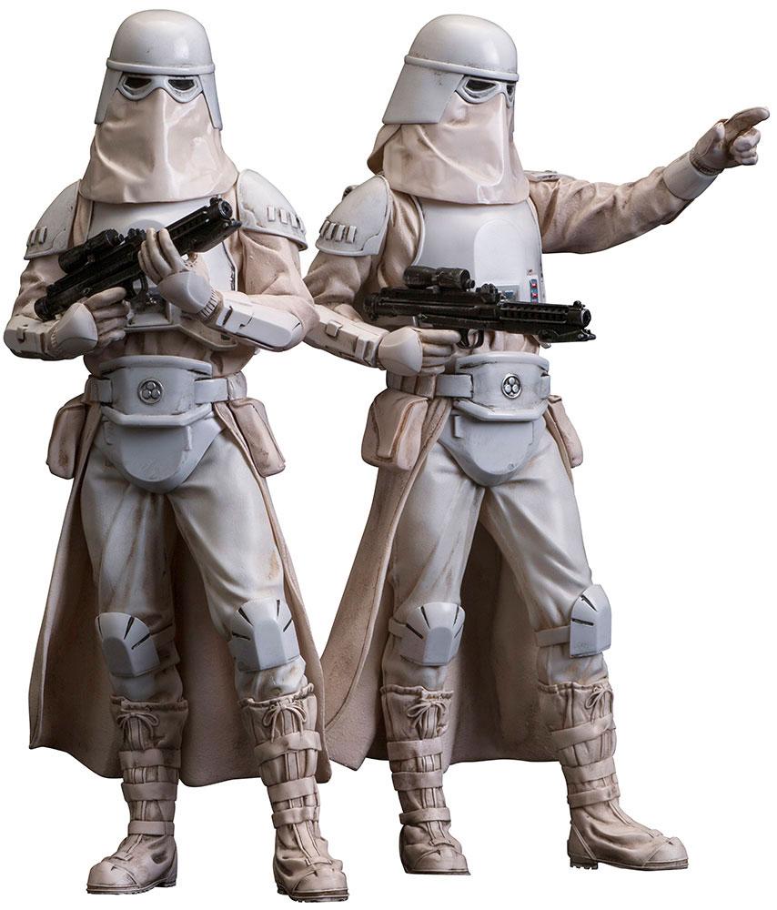 Звездные войны. Набор фигурок Снежные штурмовики
