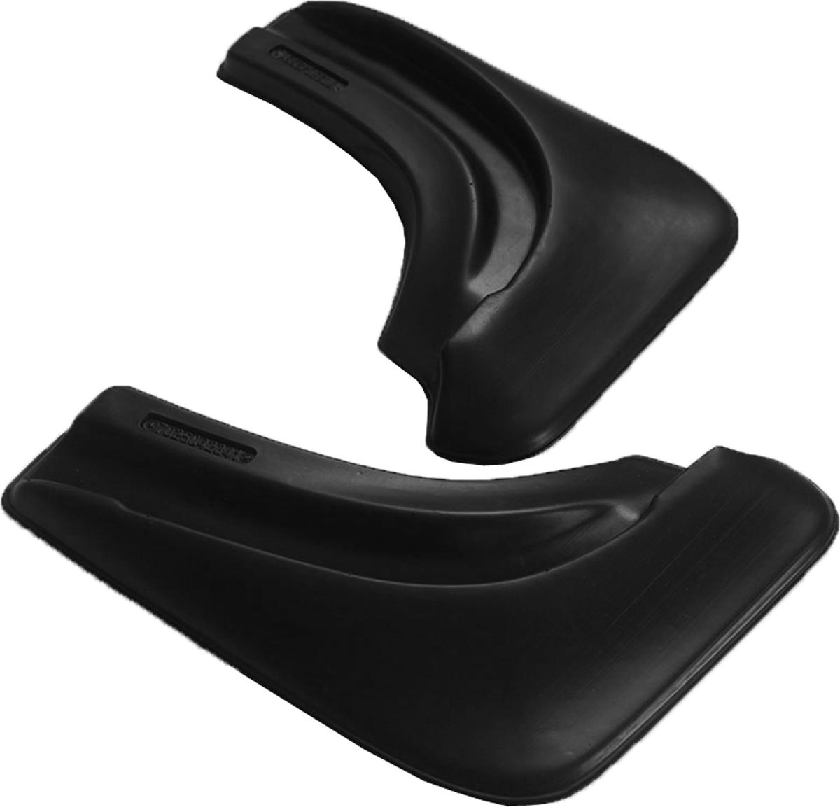 Комплект задних брызговиков L.Locker, для Geely Emgrand X7 (11-)7025042361Брызговики L.Locker изготовлены из высококачественного полиуретана. Уникальный состав брызговиков допускает их эксплуатацию в широком диапазоне температур: от -50°С до +80°С. Эффективно защищают кузов автомобиля от грязи и воды - формируют аэродинамический поток воздуха, создаваемый при движении вокруг кузова таким образом, чтобы максимально уменьшить образование грязевой измороси, оседающей на автомобиле. Разработаны индивидуально для каждой модели автомобиля, с эстетической точки зрения брызговики являются завершением колесной арки.