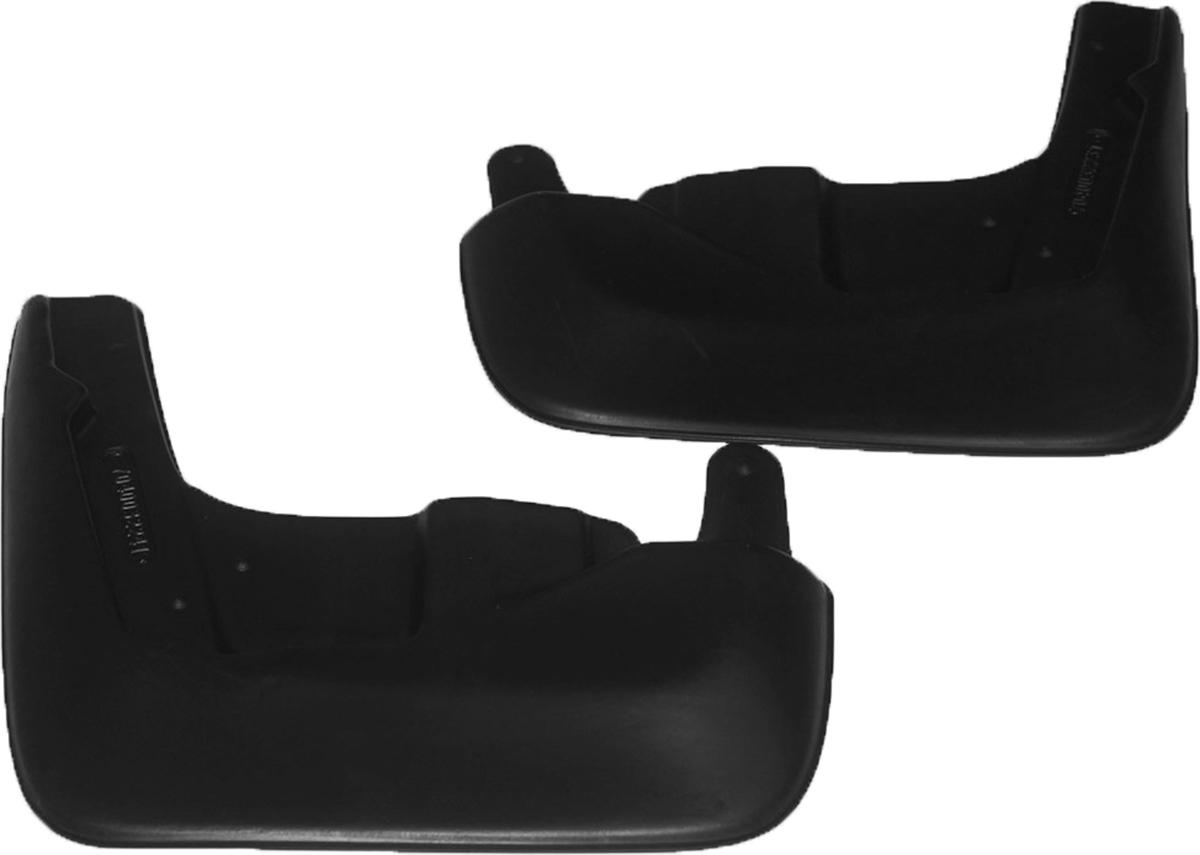 """Комплект задних брызговиков """"L. Locker"""", для Subaru Outback (09-)"""