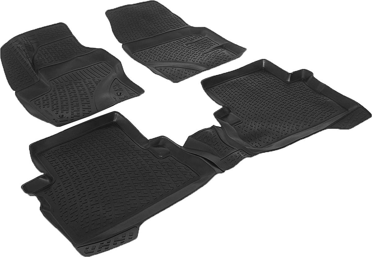 Коврики в салон 3D Ford Kuga II (12-) полиуретан0202110201Коврики производятся индивидуально для каждой модели автомобиля из современного и экологически чистого материала, точно повторяют геометрию пола автомобиля, имеют высокий борт от 3 см до 4 см., обладают повышенной износоустойчивостью, антискользящими свойствами, лишены резкого запаха, сохраняют свои потребительские свойства в широком диапазоне температур (-50 +80 С)