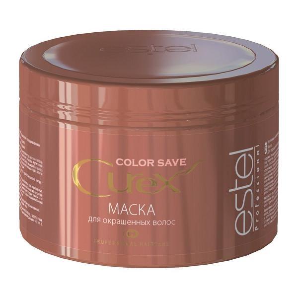 Estel Curex Color Save Маска для окрашенных волос 500 млCU500/M4Маска для окрашенных волос Estel Curex Color Save подходит для всех типов волос. Содержит специальные ингредиенты, усиливающие уход за цветом, продлевающие стойкость окрашивания. Восстанавливает и выравнивает кутикулу, обеспечивает глубокую регенерацию поврежденных волос. Микрополимеры обволакивают каждый волос своеобразной сеткой, волосы становятся обновленными по всей длине. Облегчает расчесывание, придает окрашенным волосам сияющий зеркальный блеск. Содержит канделильский воск, полирует и защищает волосы от неблагоприятного внешнего воздействия. Результат: Усиление стойкости окрашивания, закрепление цвета Регенерация и восстановление волос Длительный сияющий зеркальный блеск