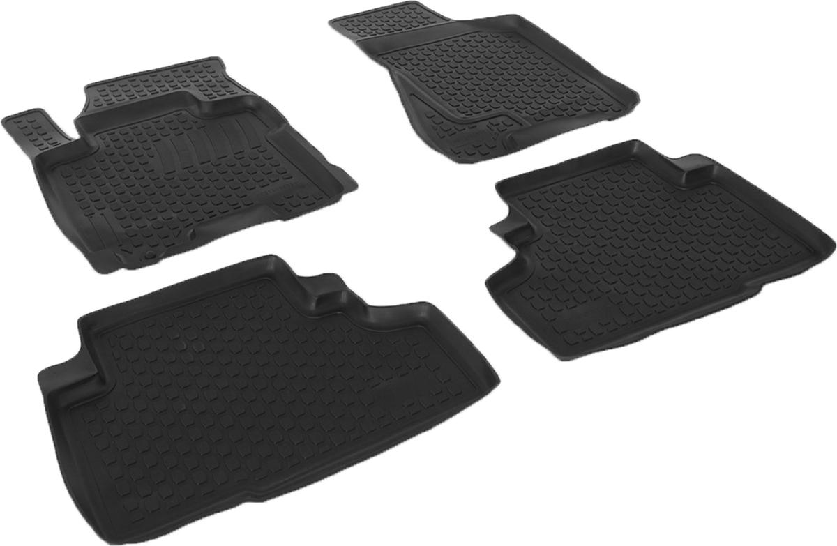 Коврики в салон Kia Sportage (05-) полиуретан0203020301Коврики производятся индивидуально для каждой модели автомобиля из современного и экологически чистого материала, точно повторяют геометрию пола автомобиля, имеют высокий борт от 3 см до 4 см., обладают повышенной износоустойчивостью, антискользящими свойствами, лишены резкого запаха, сохраняют свои потребительские свойства в широком диапазоне температур (-50 +80 С)